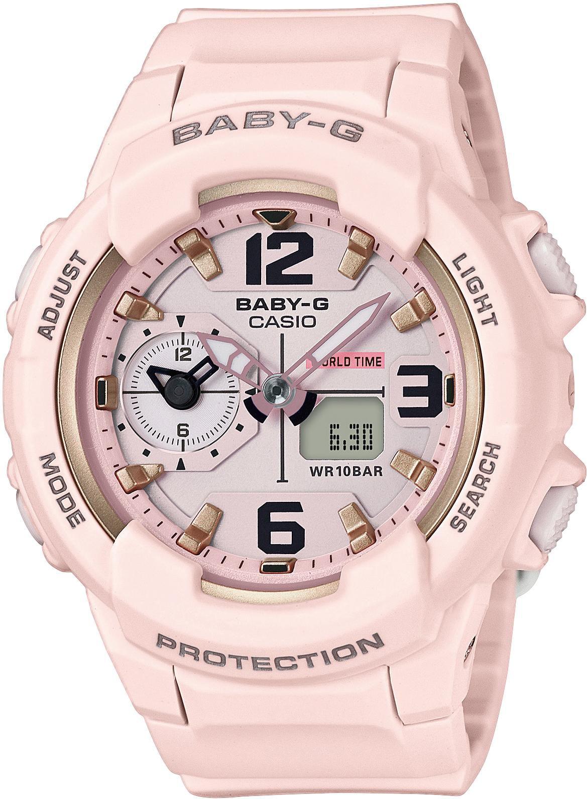 CASIO BABY G Casio Baby-G Chronograph »BGA-230SC-4BER«