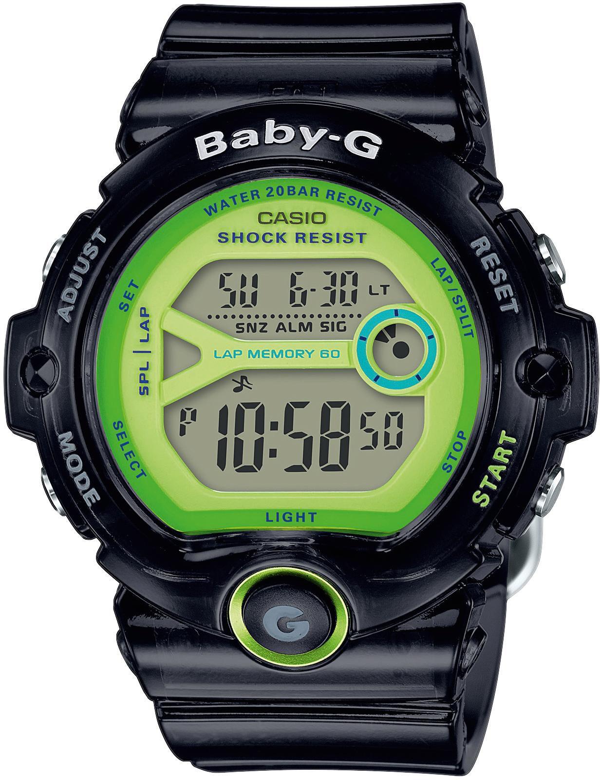 CASIO BABY G Casio Baby-G Chronograph »BG-6903-1BER«