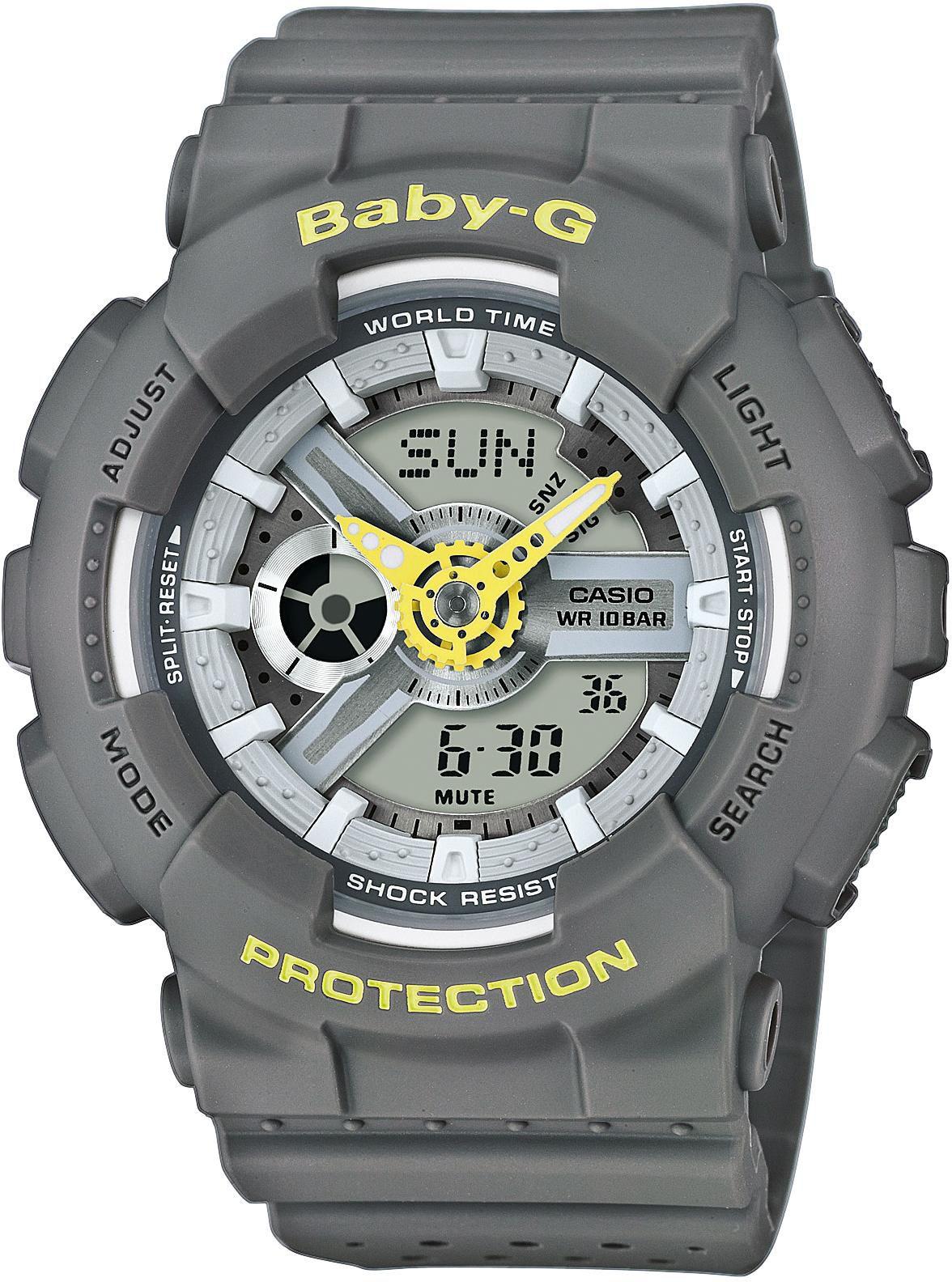 CASIO BABY G Casio Baby-G Chronograph »BA-110PP-8AER«
