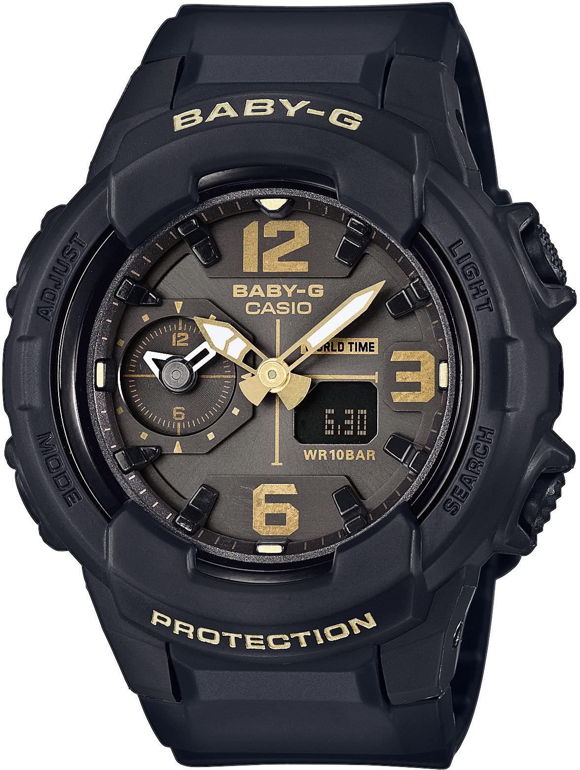 CASIO BABY G Casio Baby-G Chronograph »BGA-230-1BER«