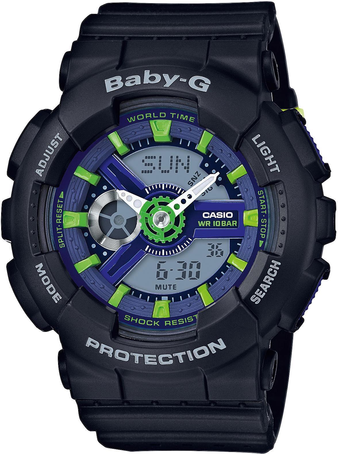 CASIO BABY G Casio Baby-G Chronograph »BA-110PP-1AER«