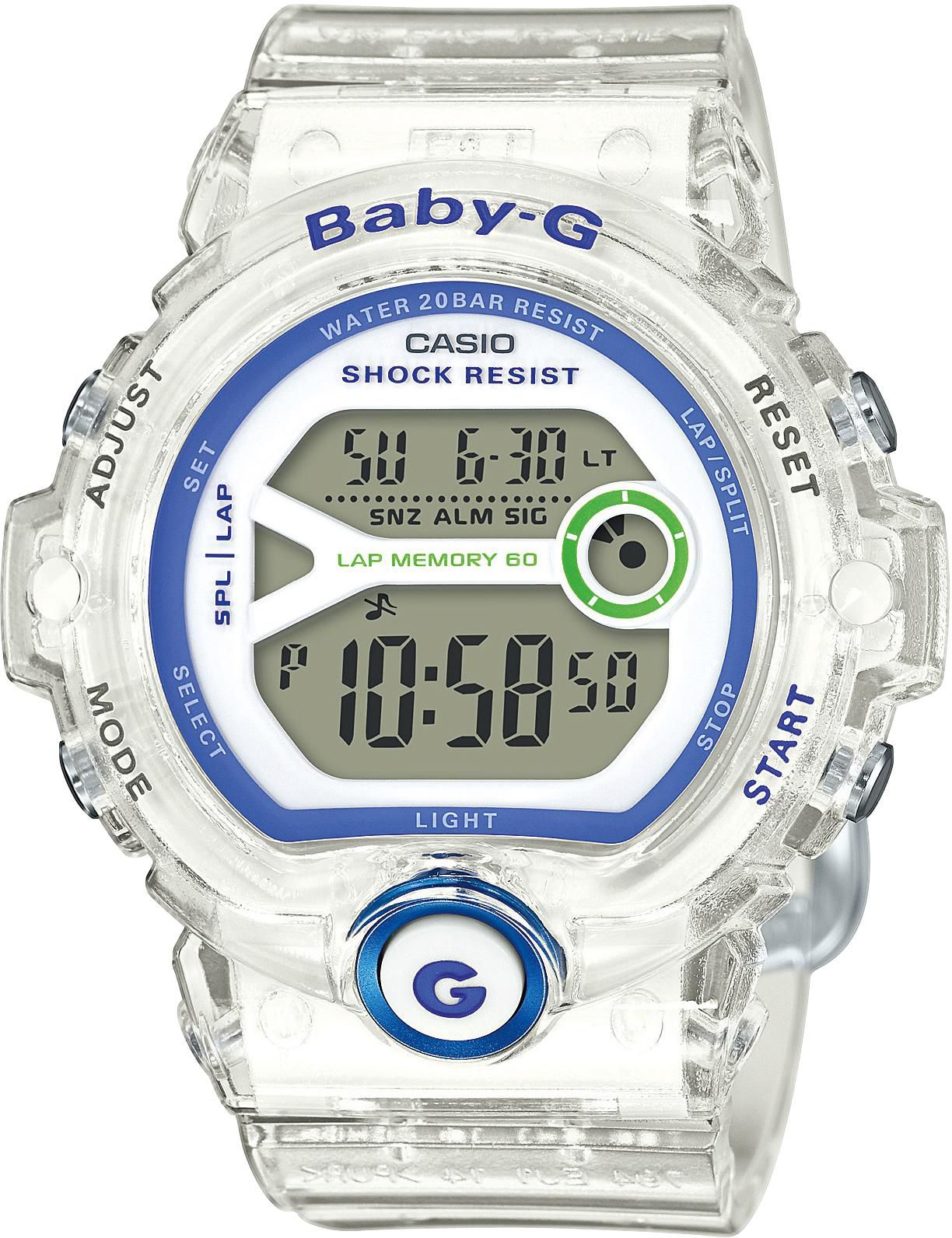 CASIO BABY G Casio Baby-G Chronograph »BG-6903-7DER«