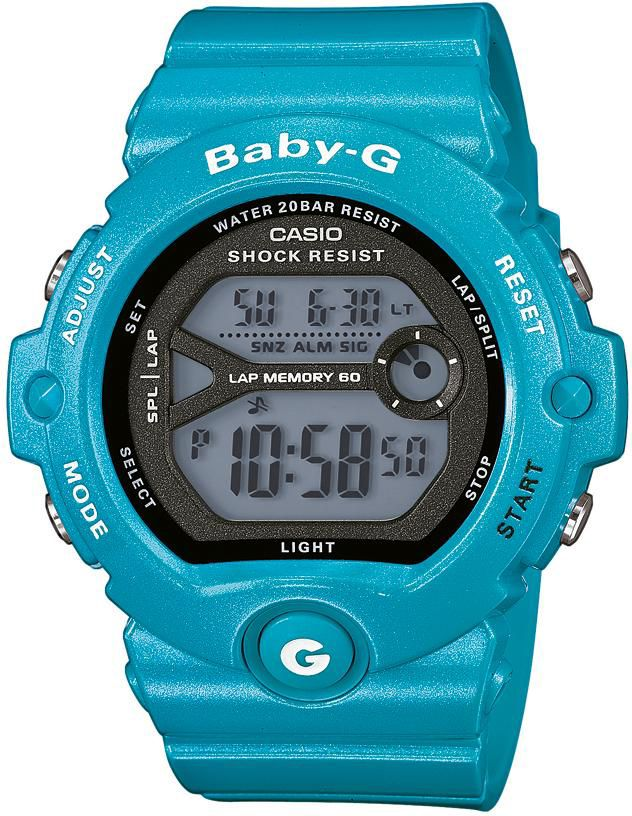 CASIO BABY G Casio Baby-G Chronograph »BG-6903-2ER«