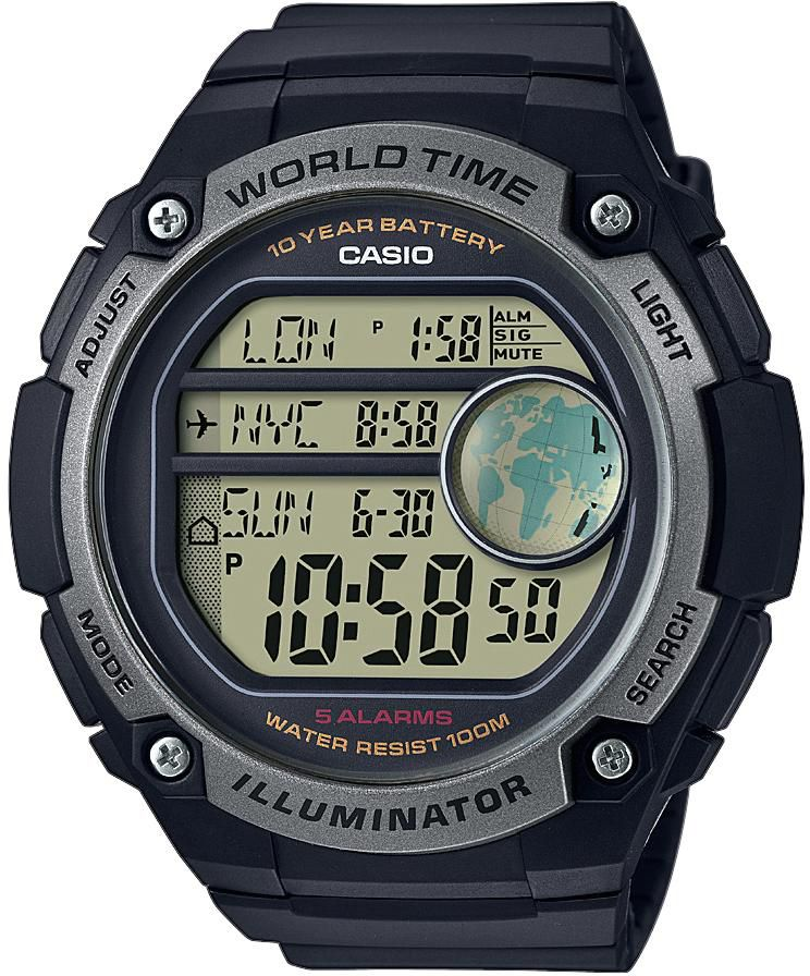 CASIO COLLECTION Casio Collection Chronograph »AE-3000W-1AVEF«