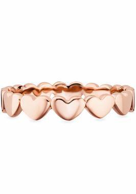 CAÏ  Fingerring »caï love, Herz, hearts <3, C7322R/90/00«