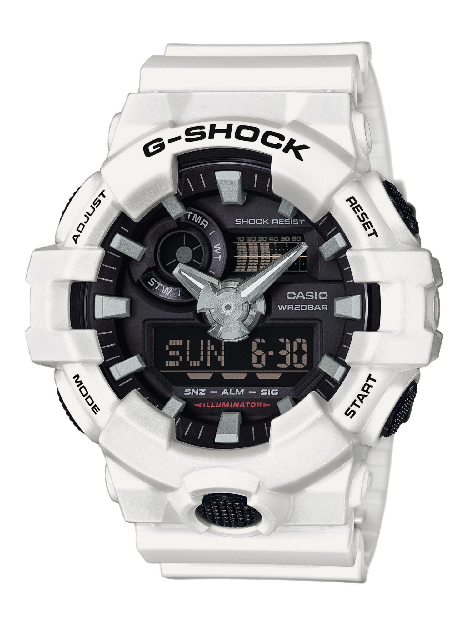 CASIO G SHOCK Casio G-Shock Chronograph »GA-700-7AER«