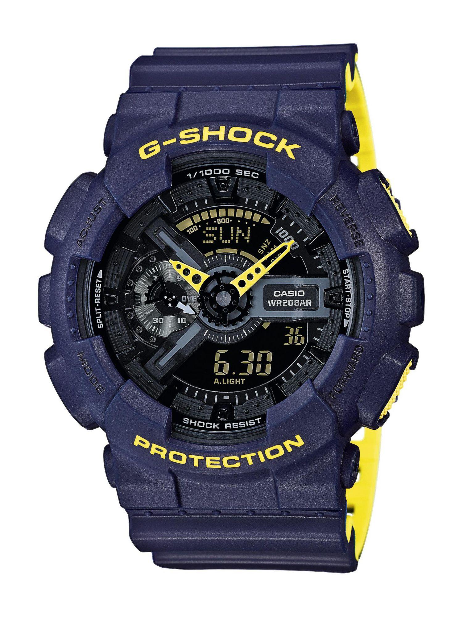 CASIO G SHOCK Casio G-Shock Chronograph »GA-110LN-2AER«