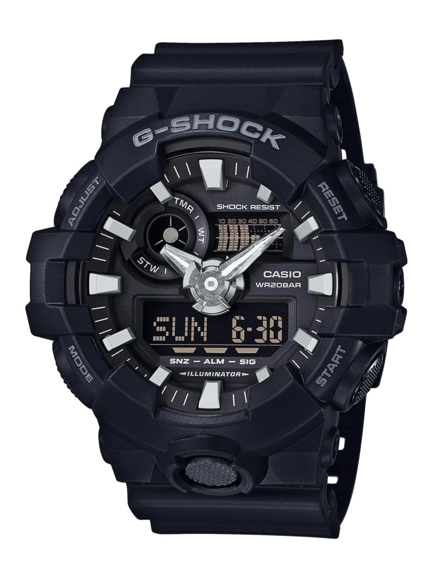 CASIO G SHOCK Casio G-Shock Chronograph »GA-700-1BER«