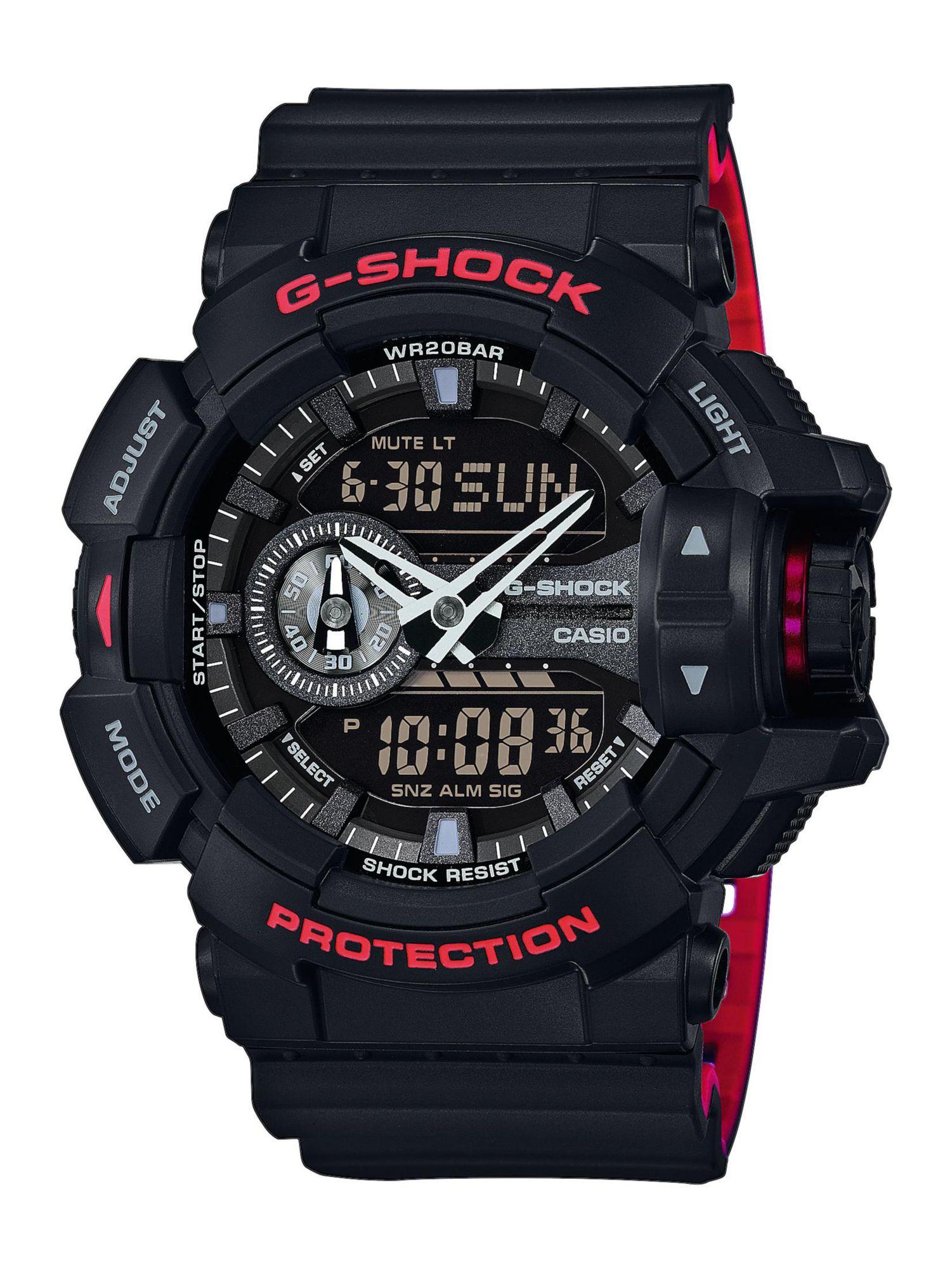 CASIO G SHOCK Casio G-Shock Chronograph »GA-400HR-1AER«