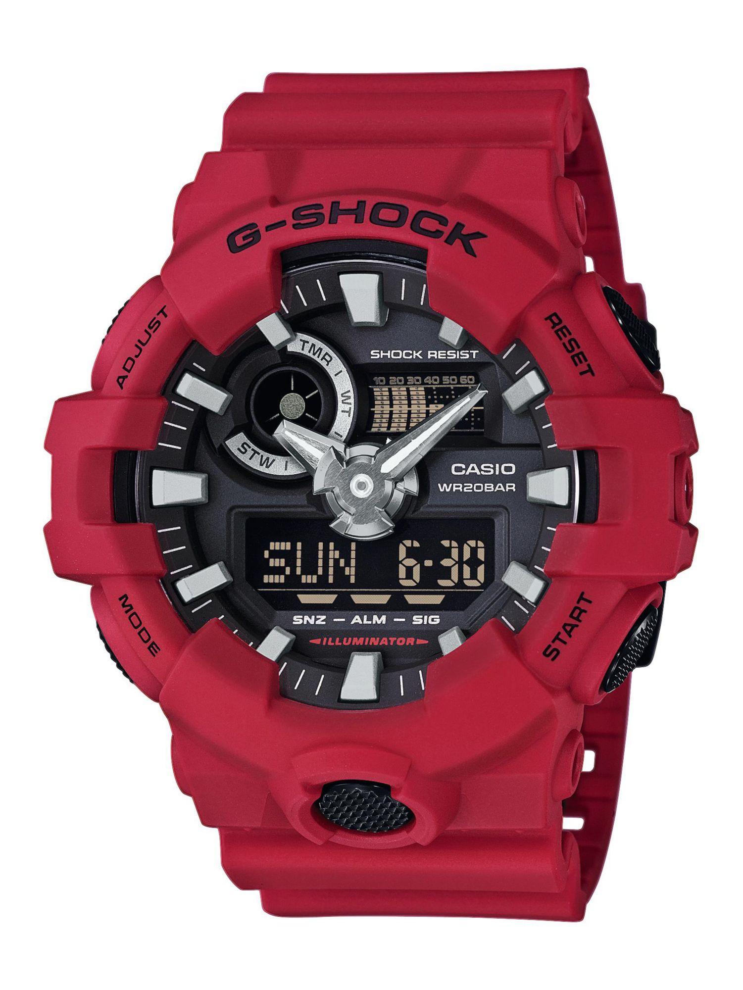 CASIO G SHOCK Casio G-Shock Chronograph »GA-700-4AER«