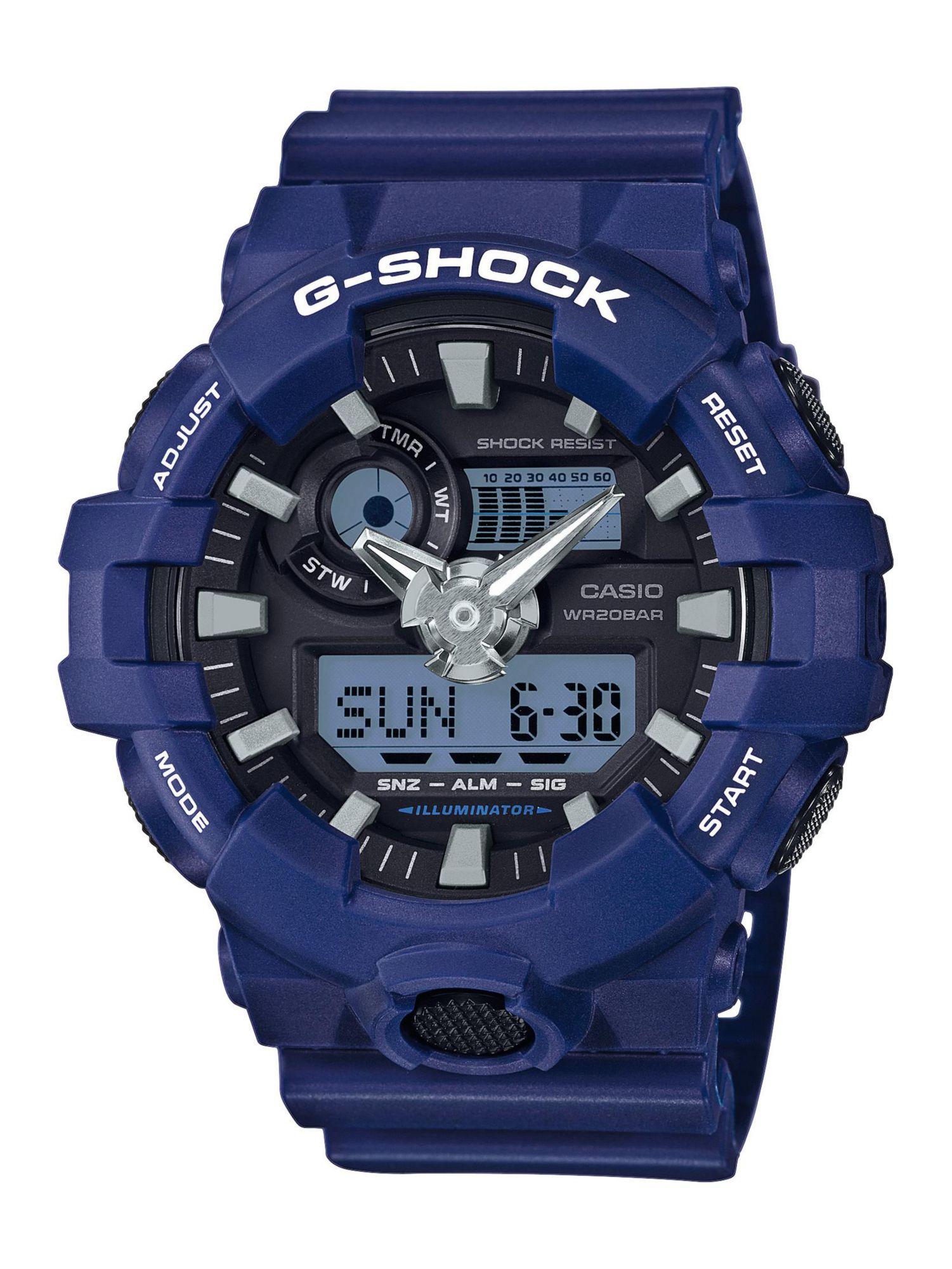 CASIO G SHOCK Casio G-Shock Chronograph »GA-700-2AER«