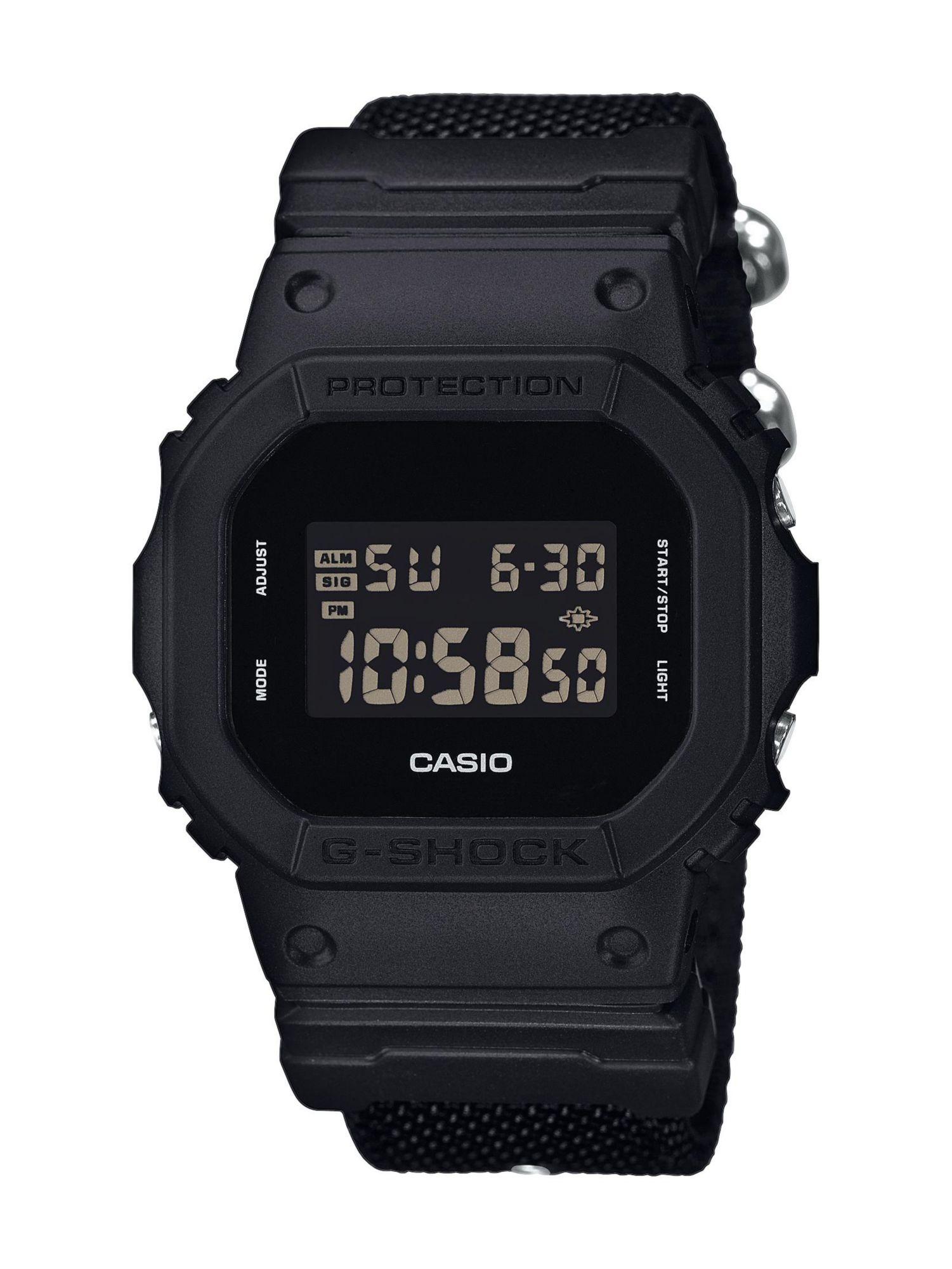 CASIO G SHOCK Casio G-Shock Chronograph »DW-5600BBN-1ER«
