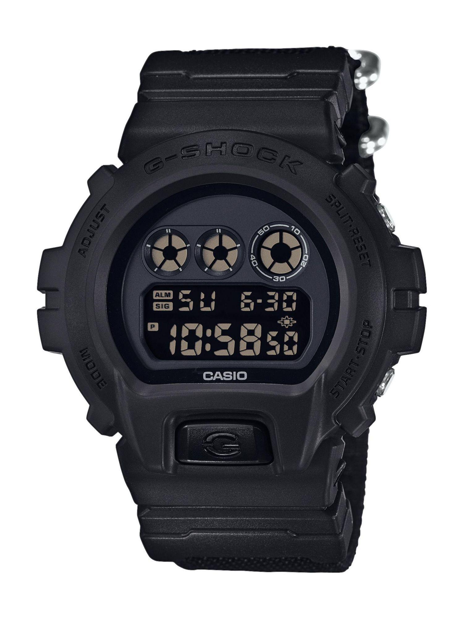 CASIO G SHOCK Casio G-Shock Chronograph »DW-6900BBN-1ER«