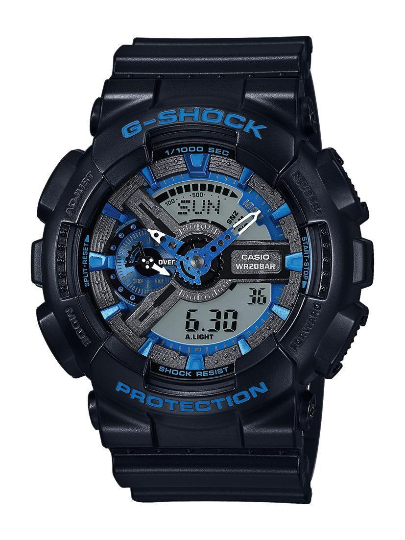 CASIO G SHOCK Casio G-Shock Chronograph »GA-110CB-1AER«