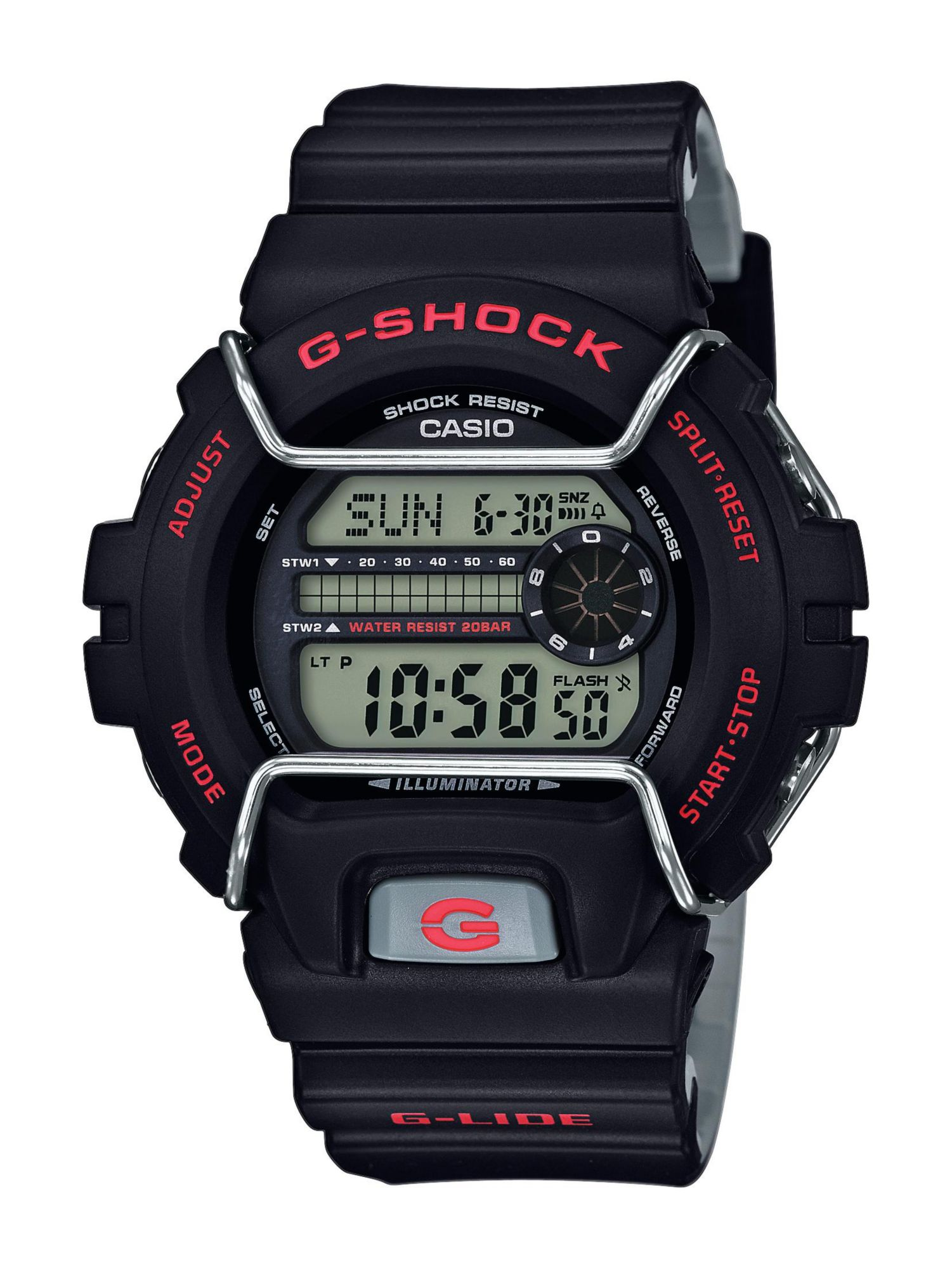 CASIO G SHOCK Casio G-Shock Chronograph »GLS-6900-1ER«