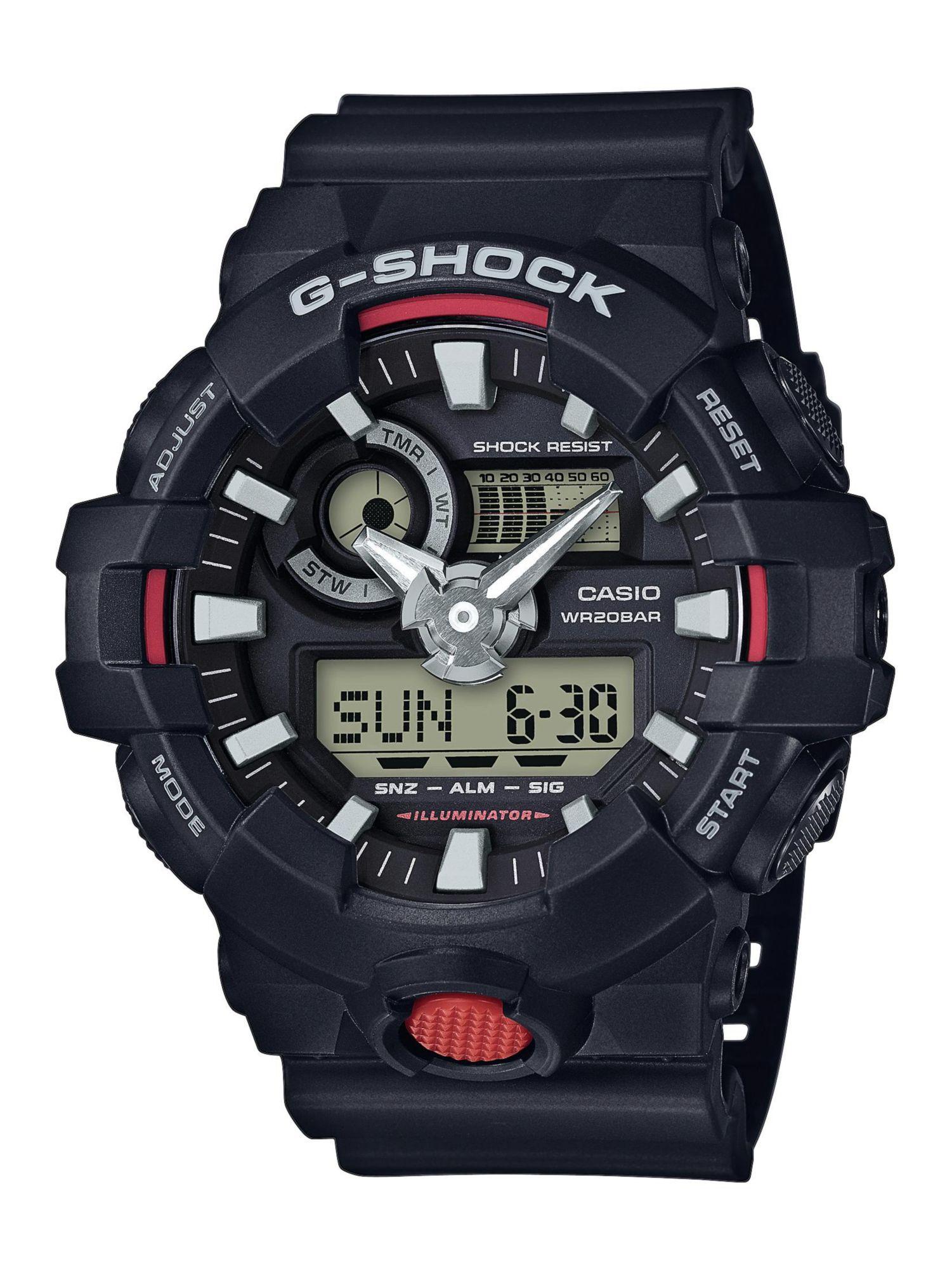 CASIO G SHOCK Casio G-Shock Chronograph »GA-700-1AER«