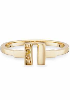 CAÏ  Fingerring »caï love, together forever, C7299R/90/00«