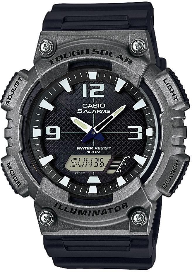 CASIO COLLECTION Casio Collection Chronograph »AQ-S810W-1A4VEF«