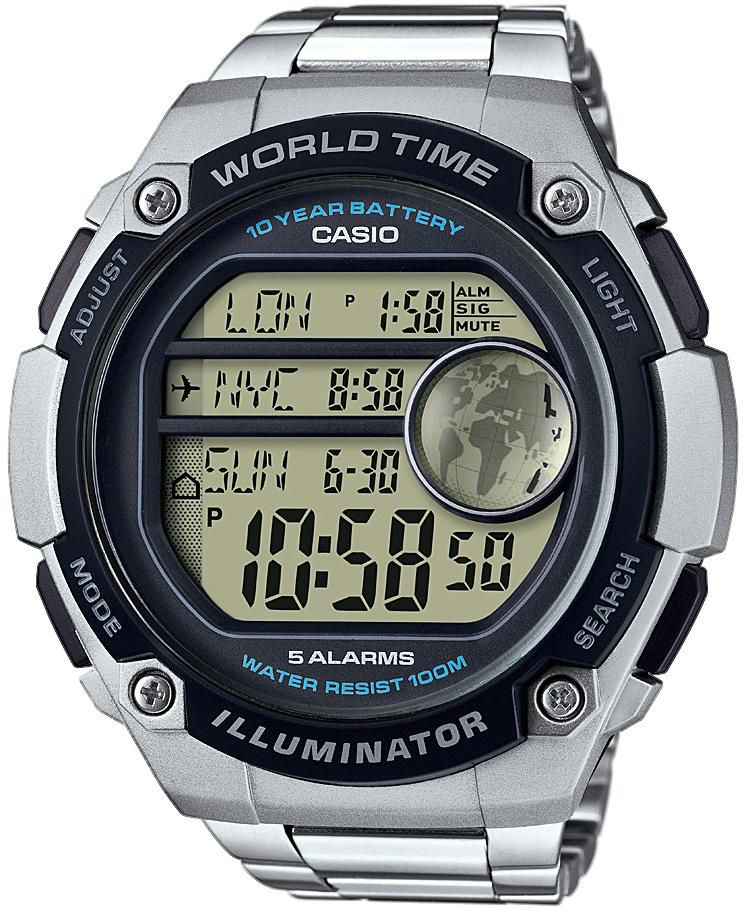 CASIO COLLECTION Casio Collection Chronograph »AE-3000WD-1AVEF«