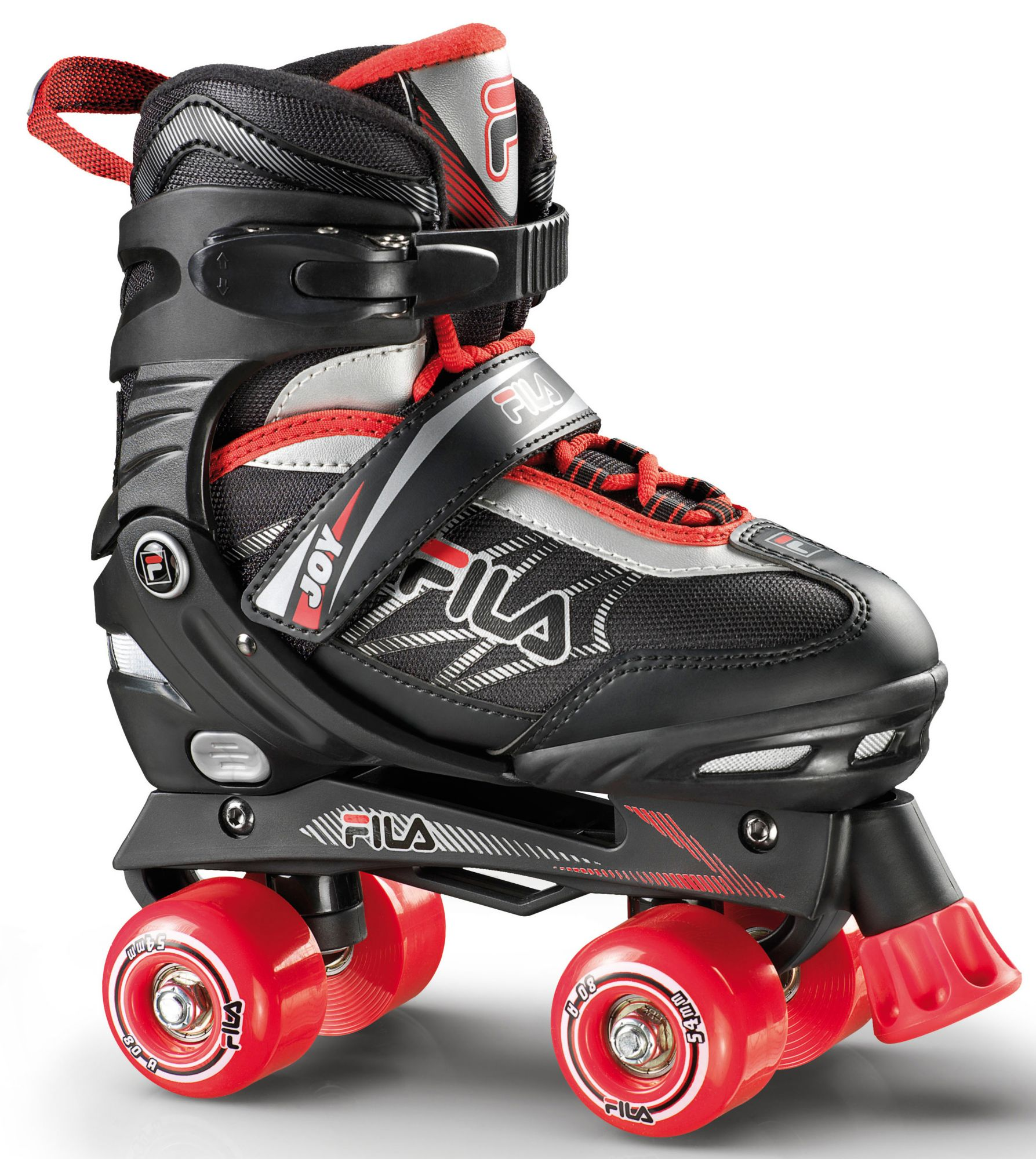 FILA Fila Roller Skates schwarz/rot, »Joy Jungen«