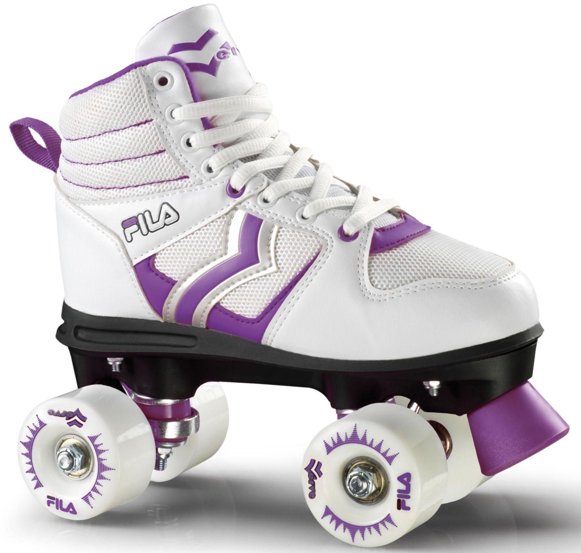 FILA Fila Roller Skates weiß/lila, »Verve Lady«