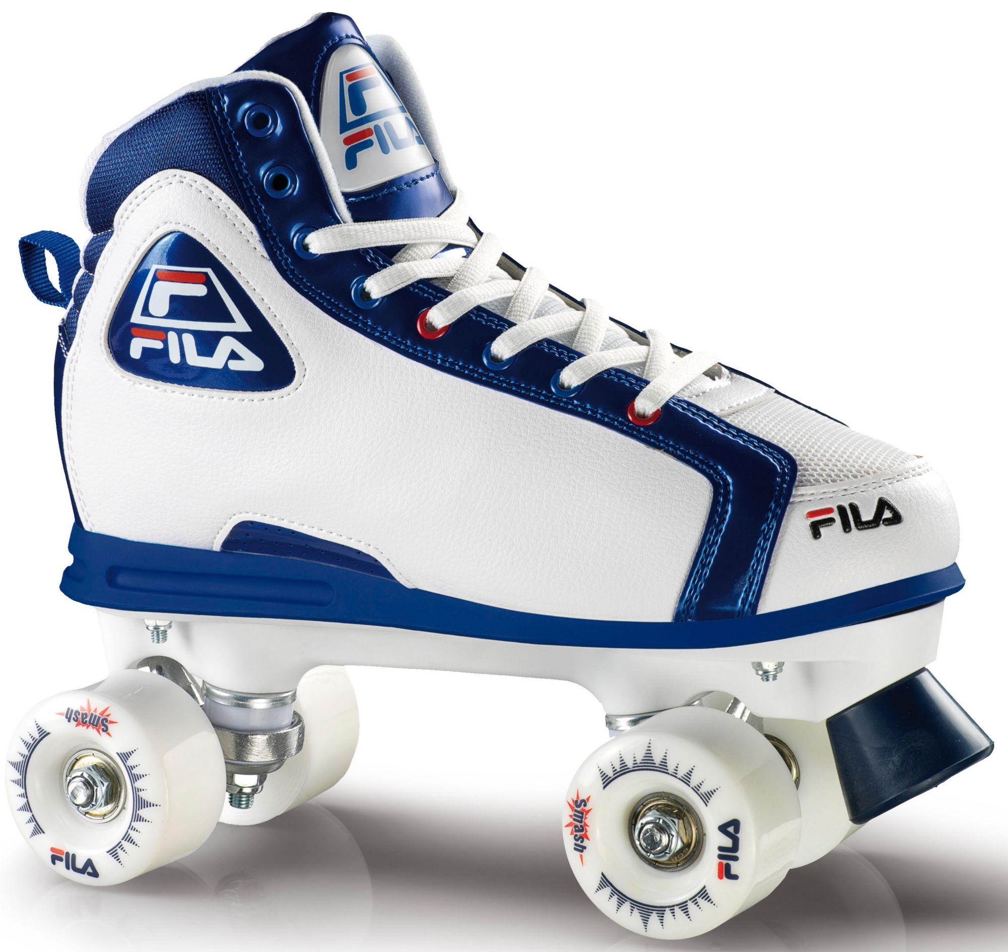 FILA Fila Roller Skates weiß/blau, »Smash«