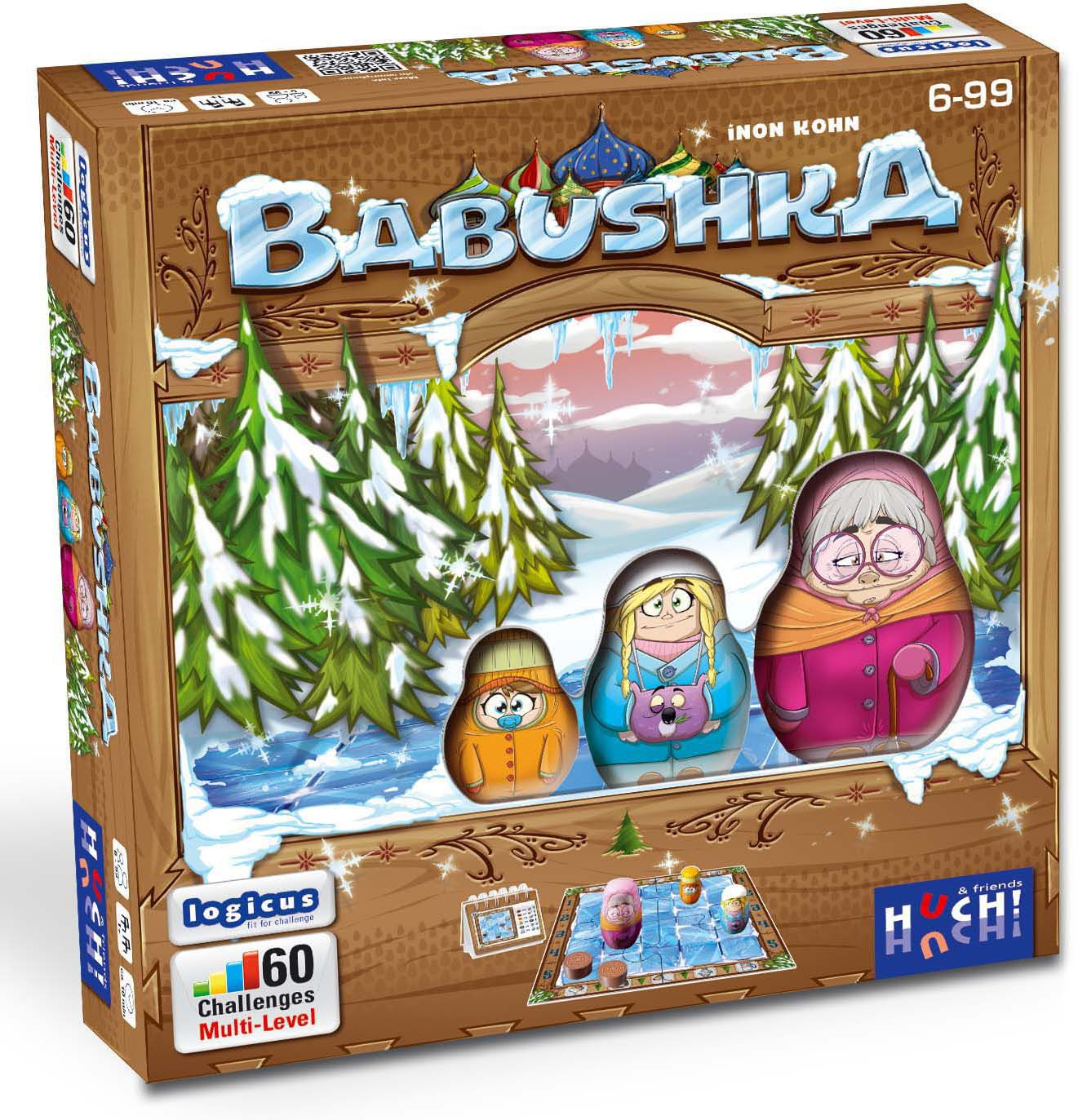 HUCH FRIENDS Huch! & friends Brettspiel, »Babushka«