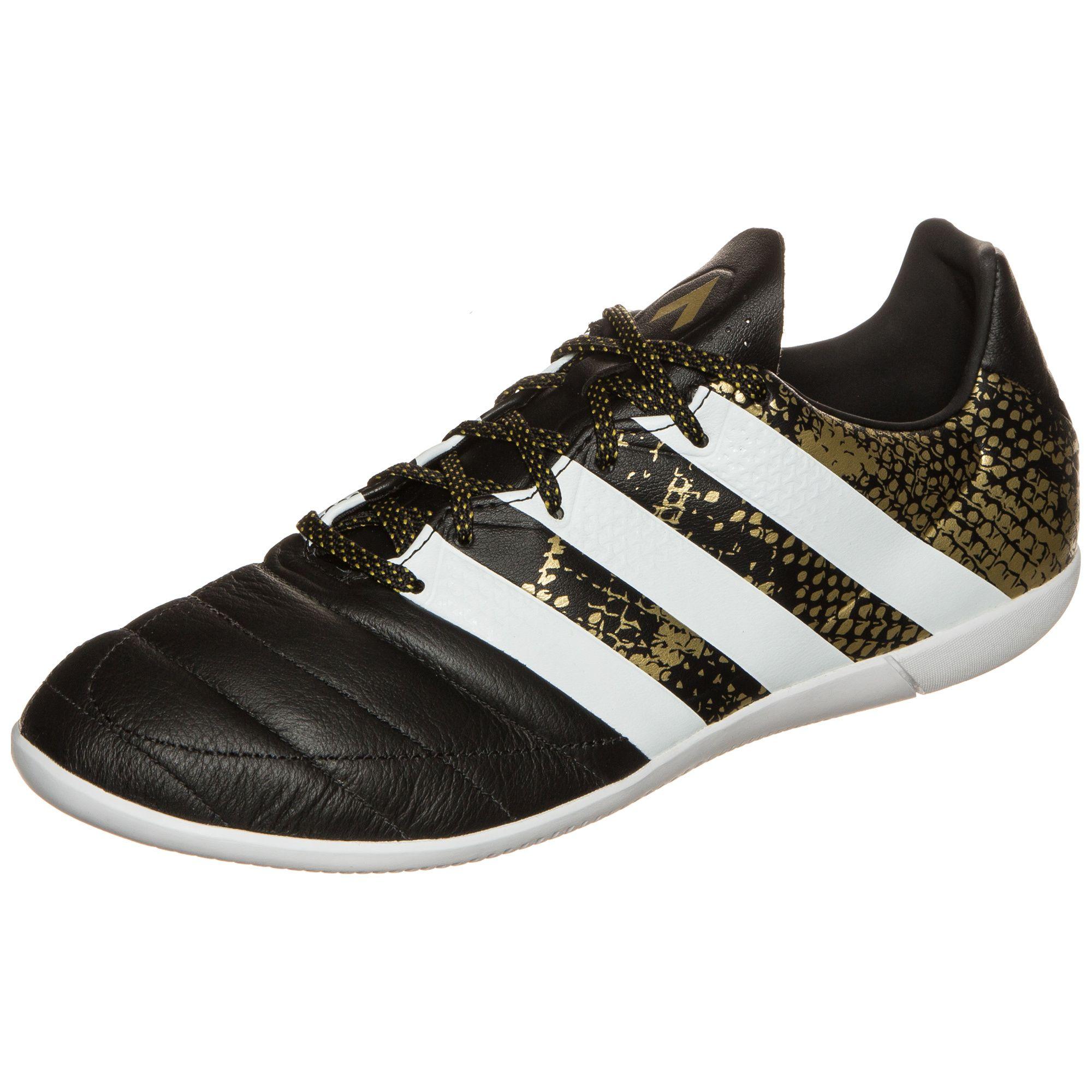ADIDAS PERFORMANCE adidas Performance ACE 16.3 Indoor Leather Fußballschuh Herren