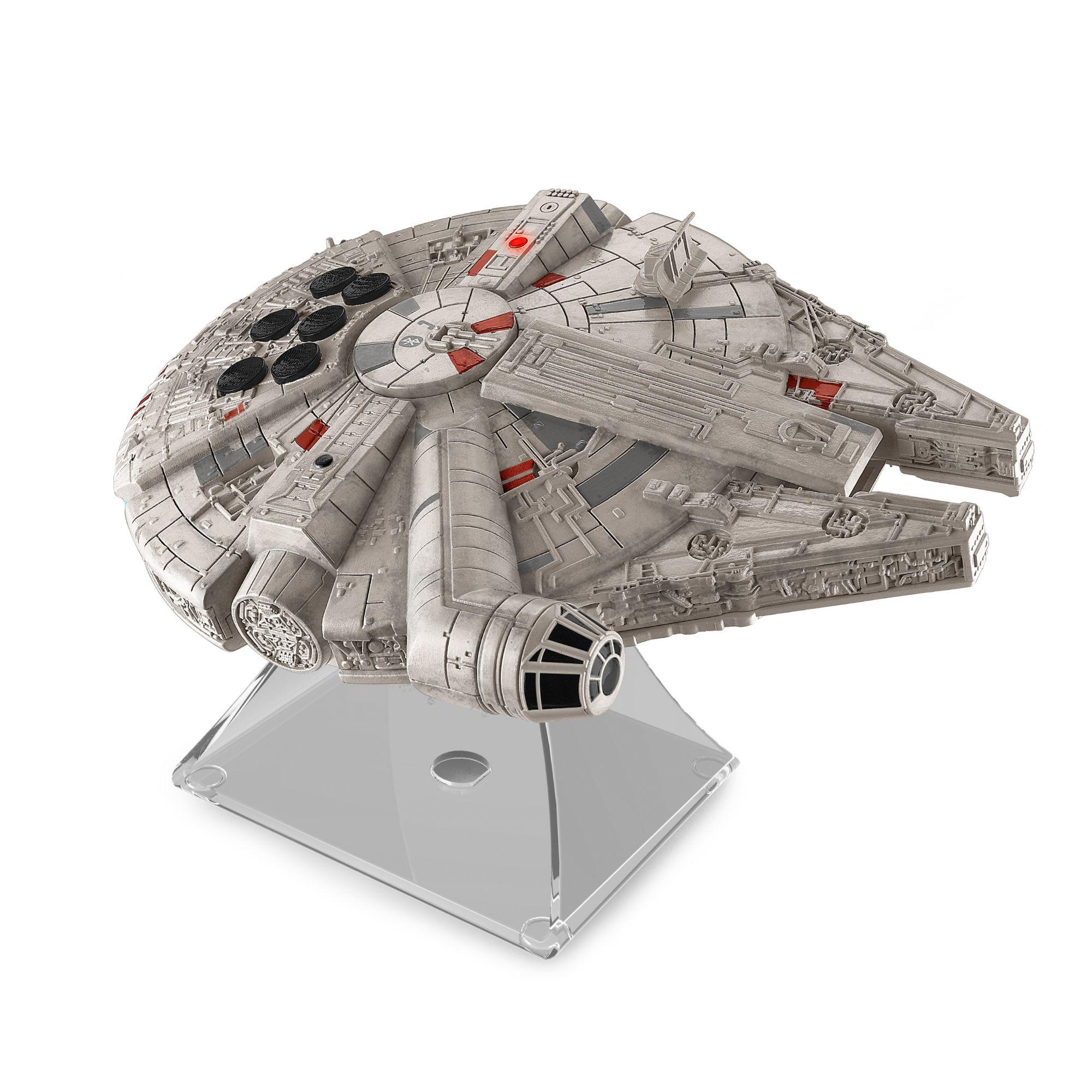 IHOME iHome Bluetooth®-Lautsprecher im Star Wars? Millennium Falcon? Design »Li-B17«
