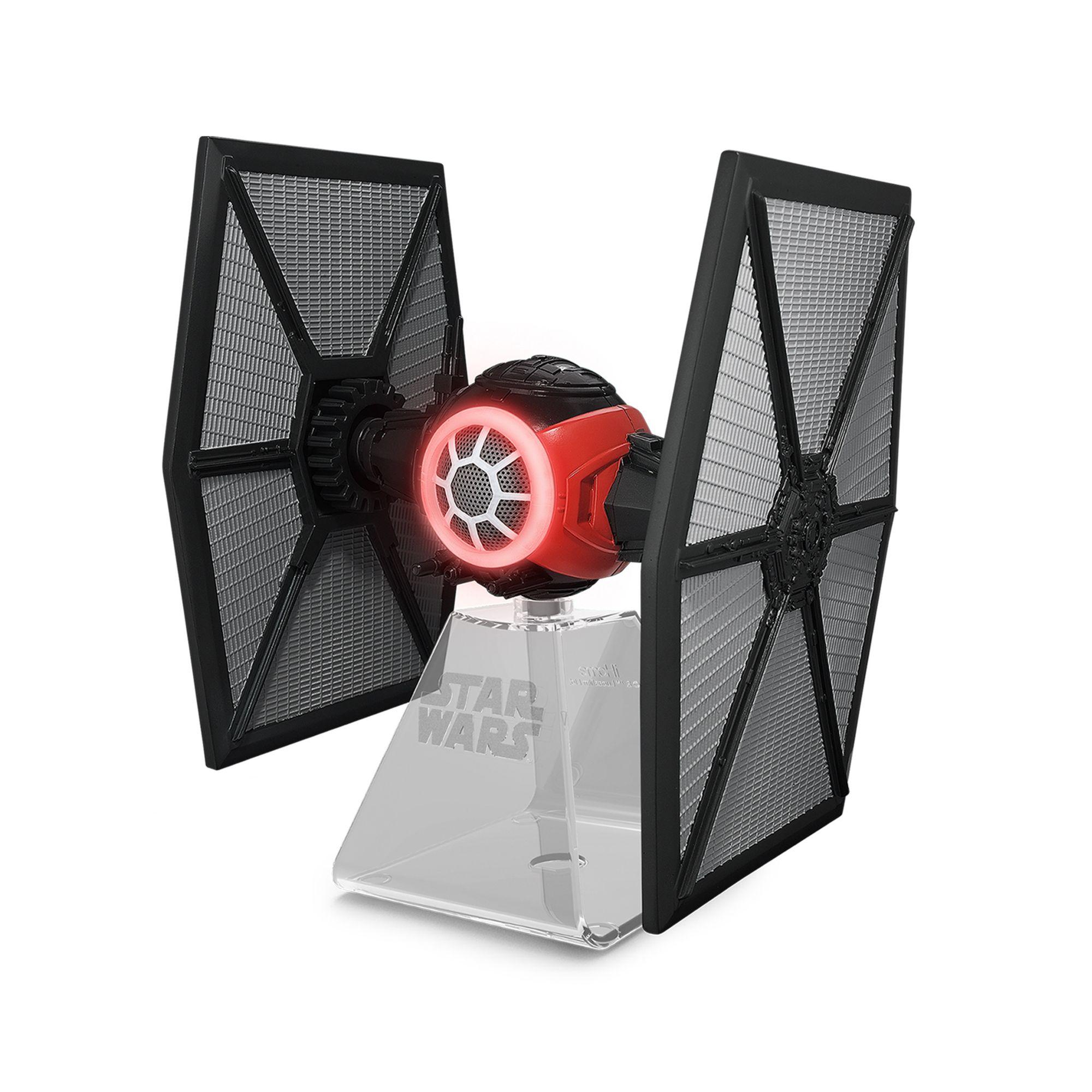 IHOME iHome Bluetooth®-Lautsprecher im Star Wars? TIE-Fighter? Design »Li-B56«