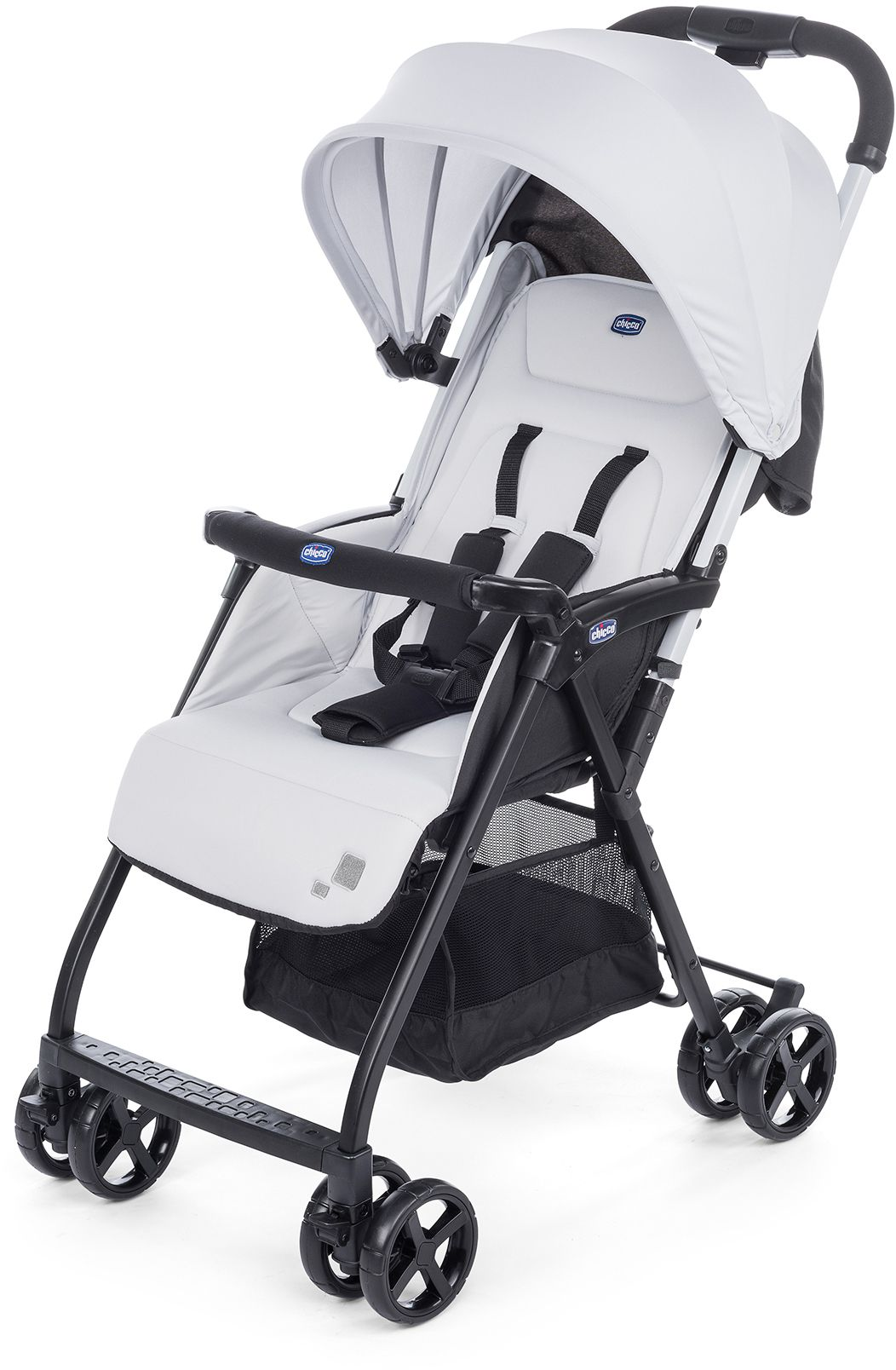 CHICCO Chicco® Kinder-Buggy, »OHlalà, ultraleicht, silver«