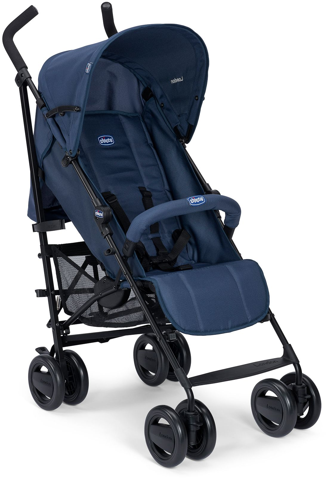 CHICCO Chicco® Kinder-Buggy, »London, blue passion«