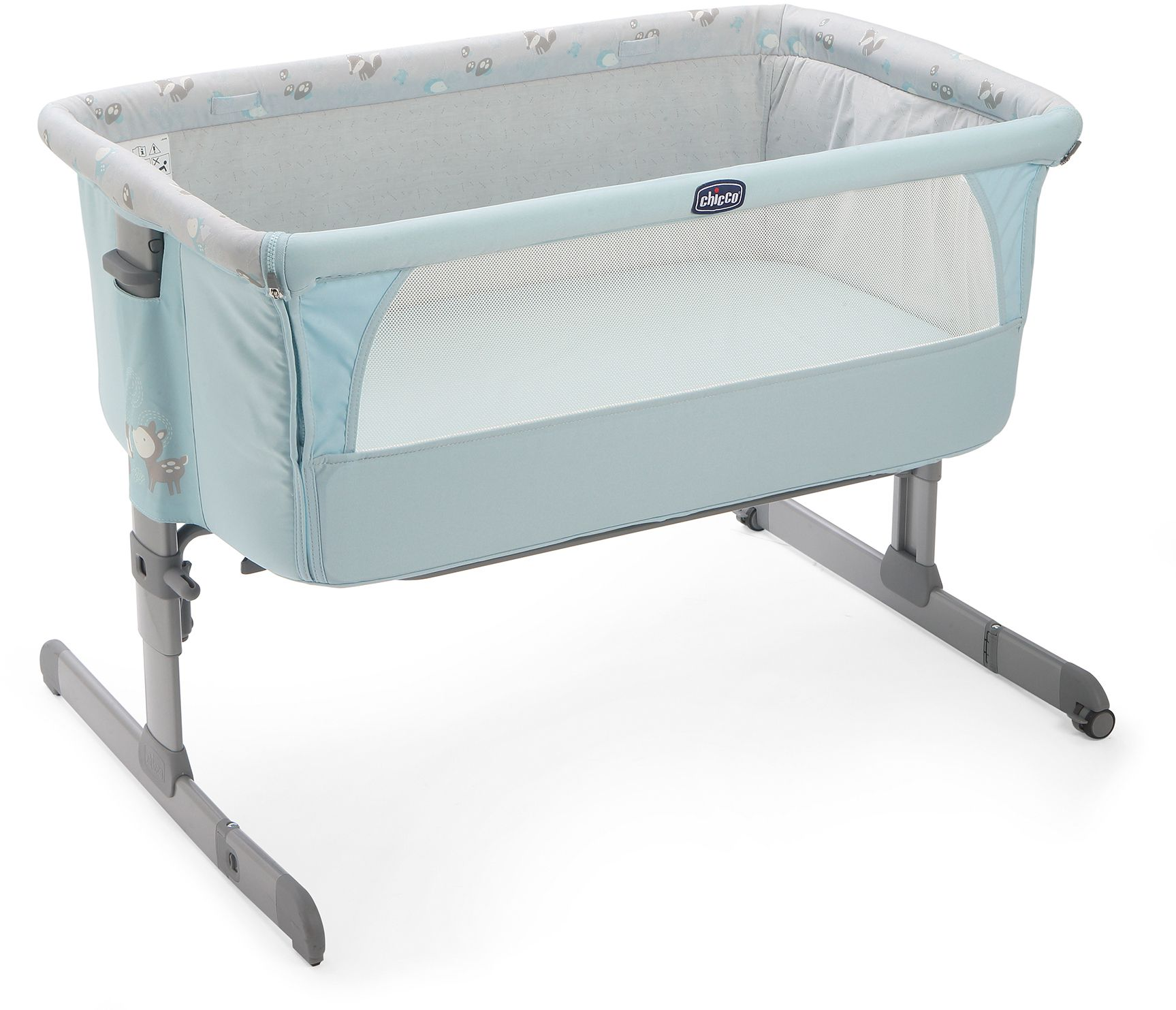 CHICCO Chicco® Beistellbettchen, »Next 2 Me, sky«