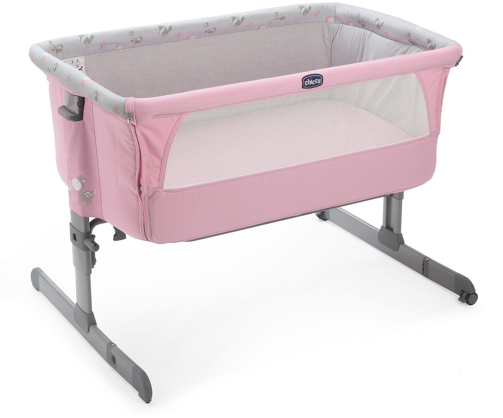 CHICCO Chicco® Beistellbettchen, »Next 2 Me, princess«