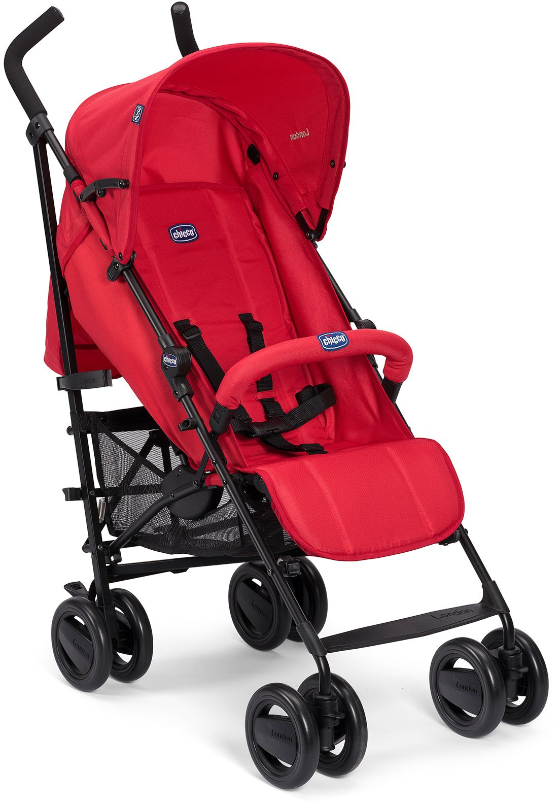 CHICCO Chicco® Kinder-Buggy, »London, red passion«