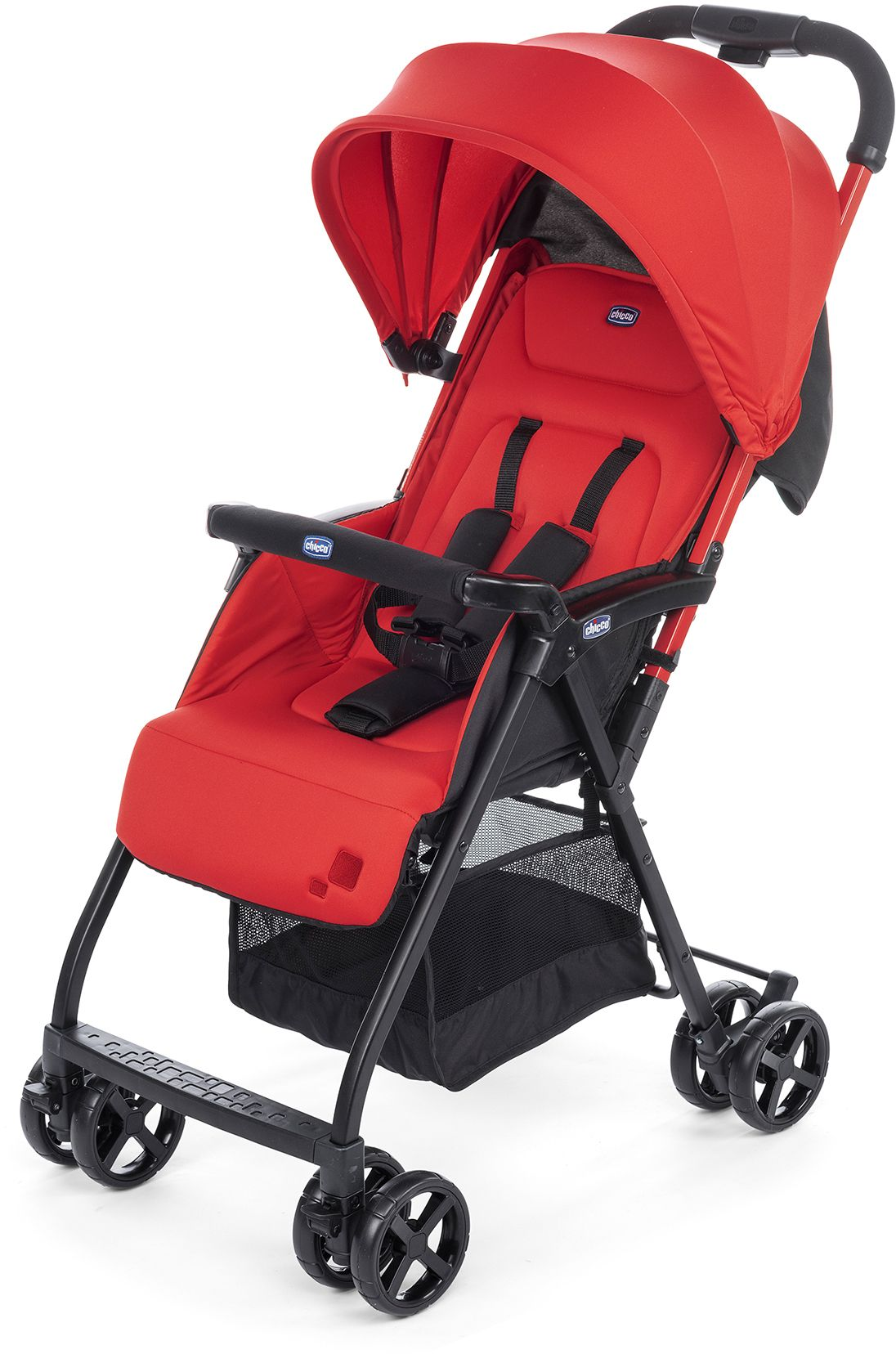 CHICCO Chicco® Kinder-Buggy, »OHlalà, ultraleicht, paprika«