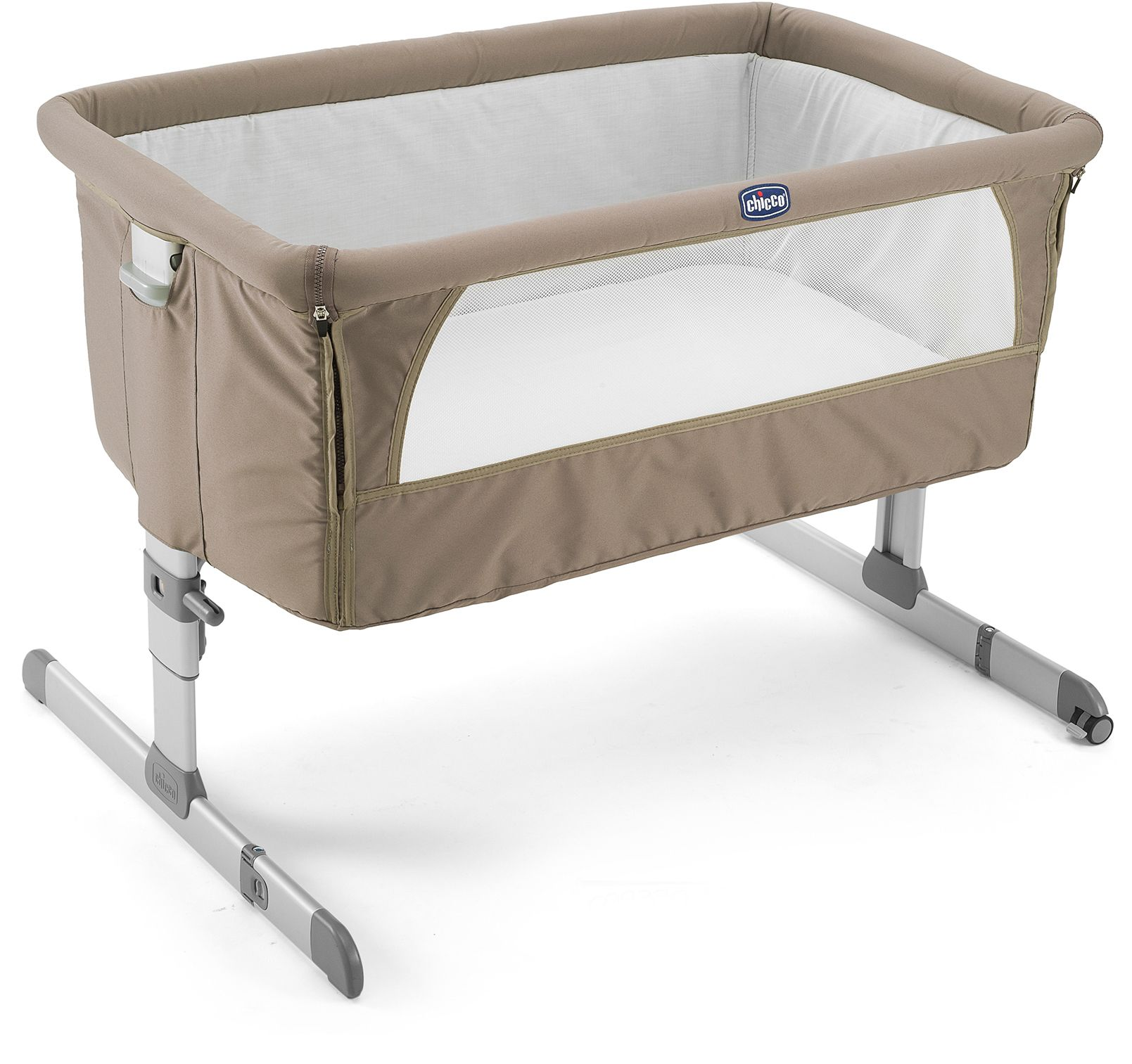 CHICCO Chicco® Beistellbettchen, »Next 2 Me, dove grey«