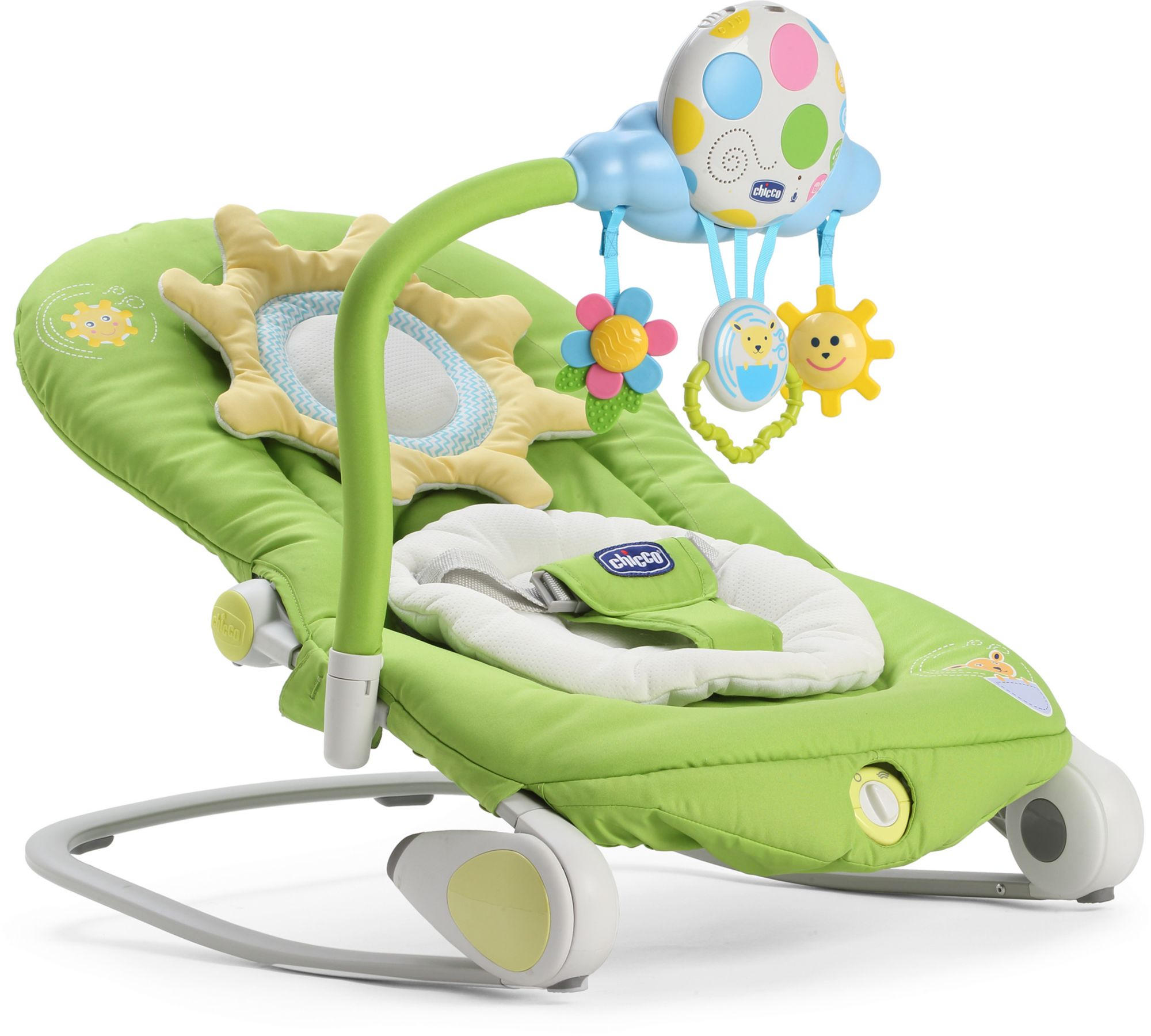 CHICCO Chicco® Kinderwippe, »Balloon, summer green«