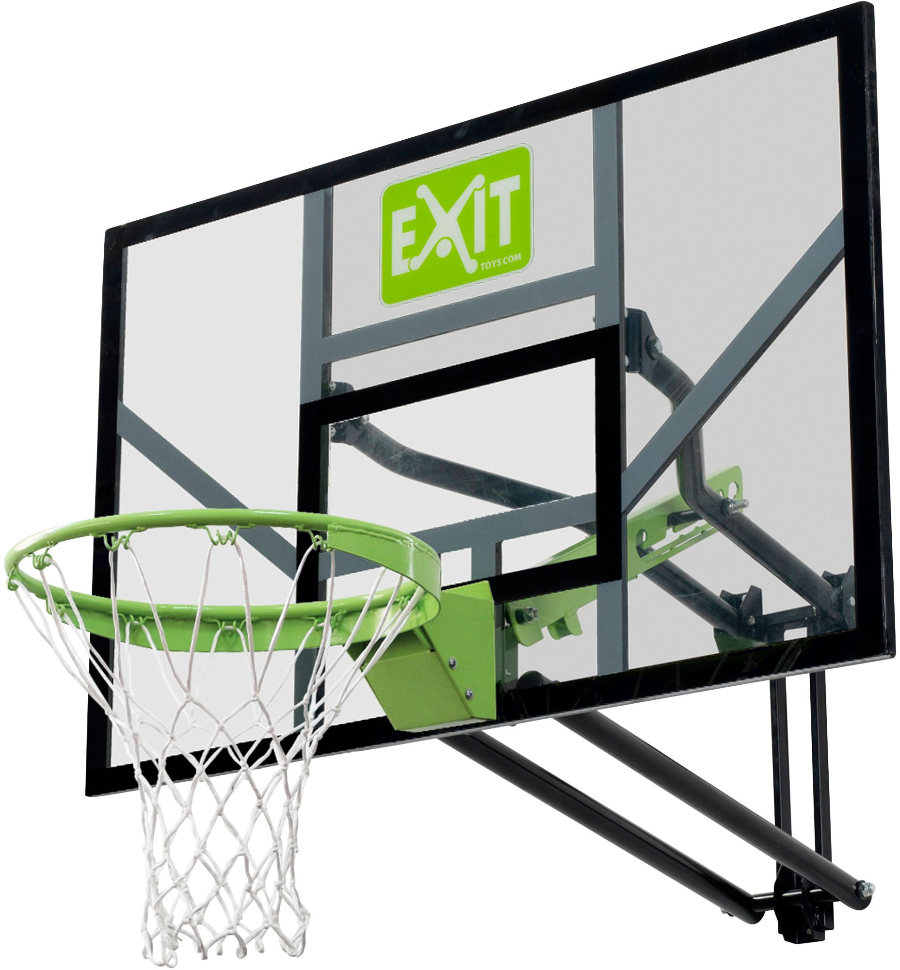 EXIT Exit Basketball-Korb Galaxy-Wall-Mount System mit Dunkring