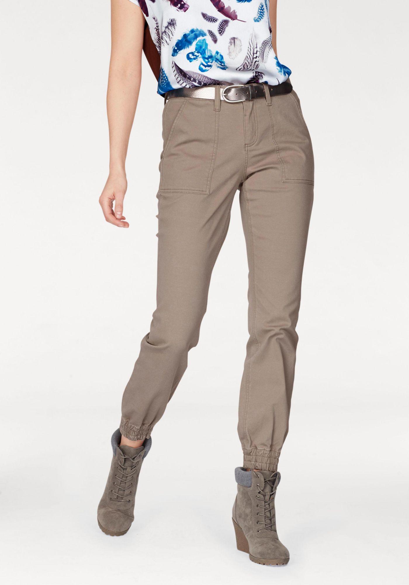 BOYSENS Boysen's Cargohose »Jogg-Pants«