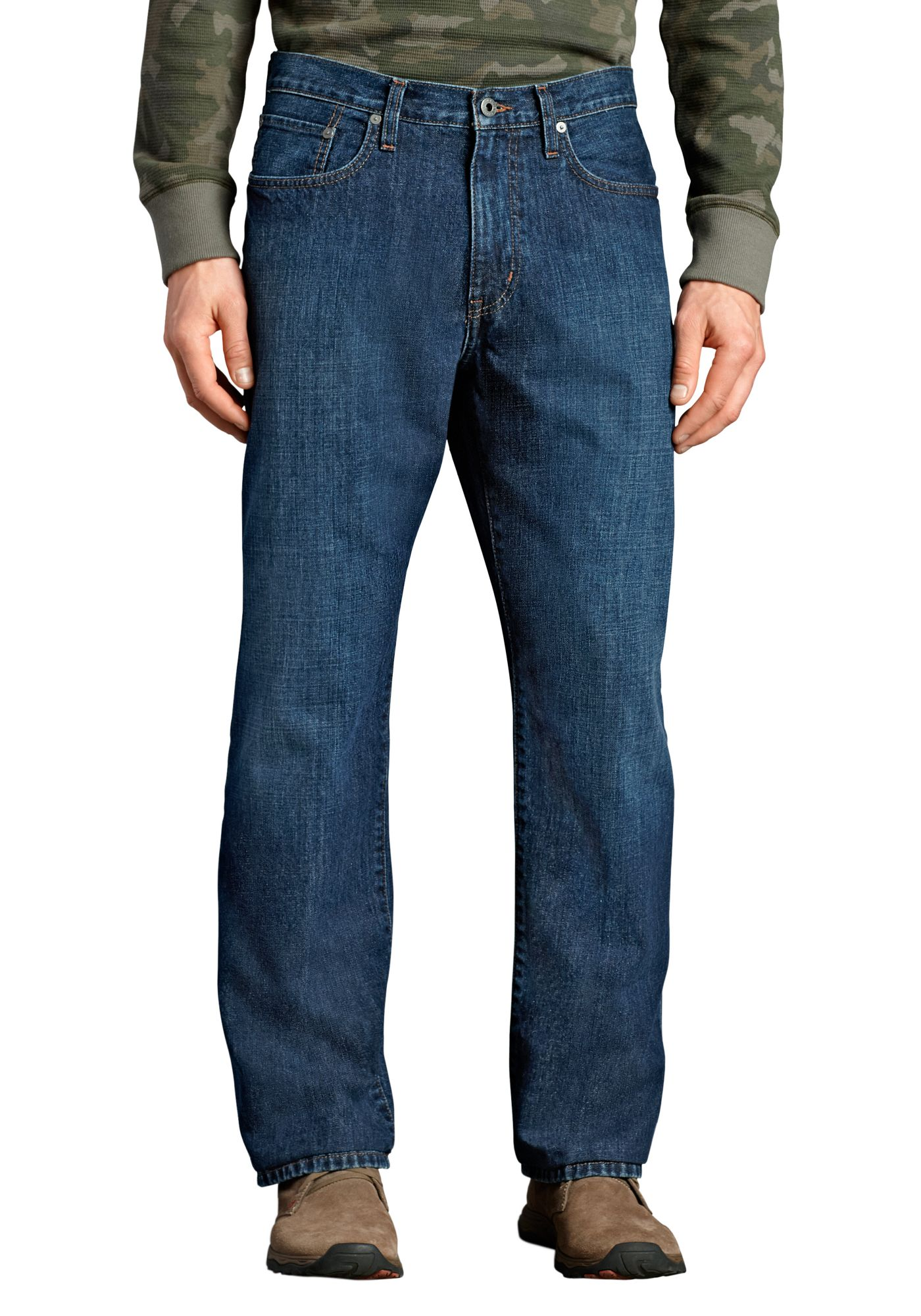EDDIE BAUER Eddie Bauer Authentic Jeans-Relaxed Fit