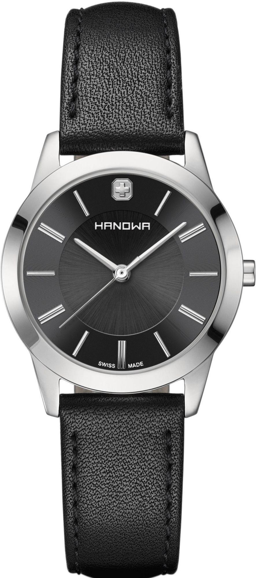 HANOWA Hanowa Schweizer Uhr »ELEMENTS, 16-6042.04.007«