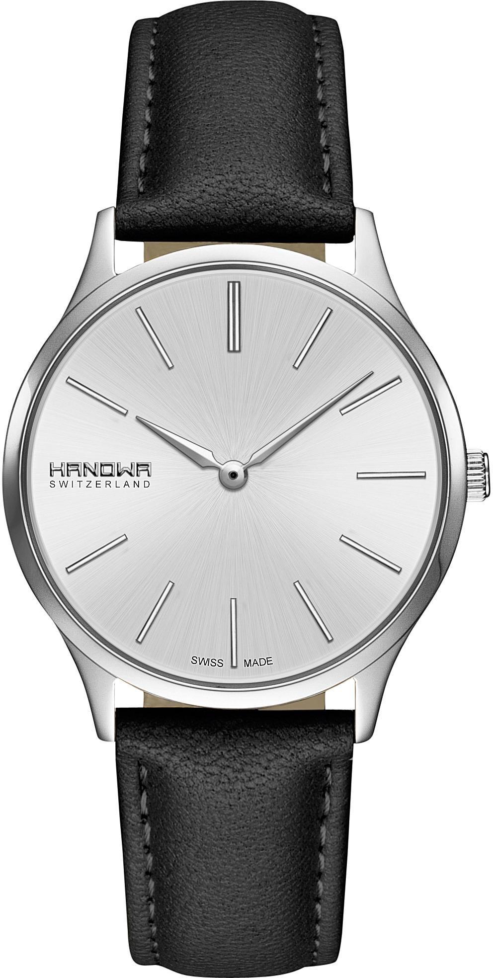 HANOWA Hanowa Schweizer Uhr »PURE, 16-6060.04.001«