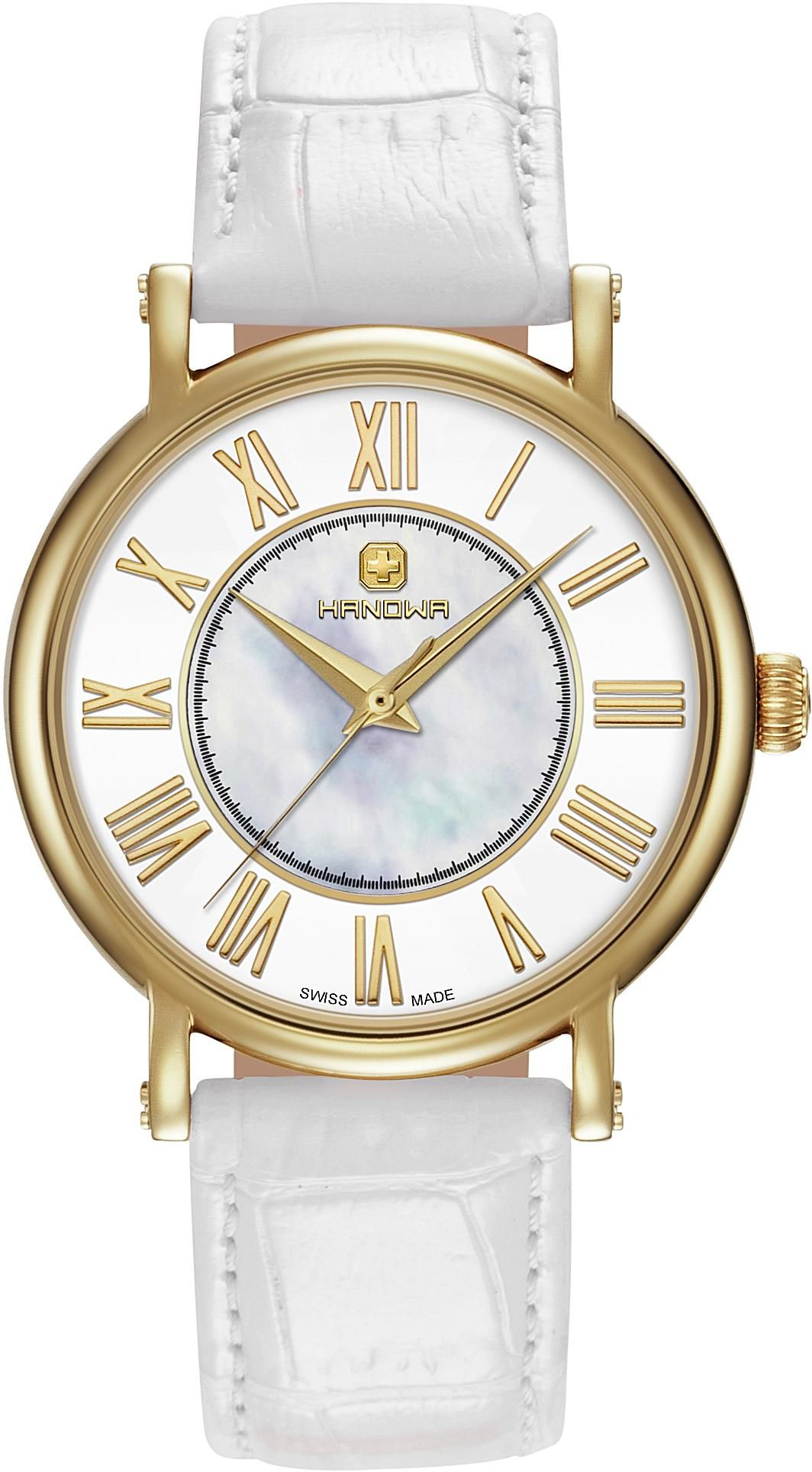 HANOWA Hanowa Schweizer Uhr »DELIA, 16-6065.02.001«