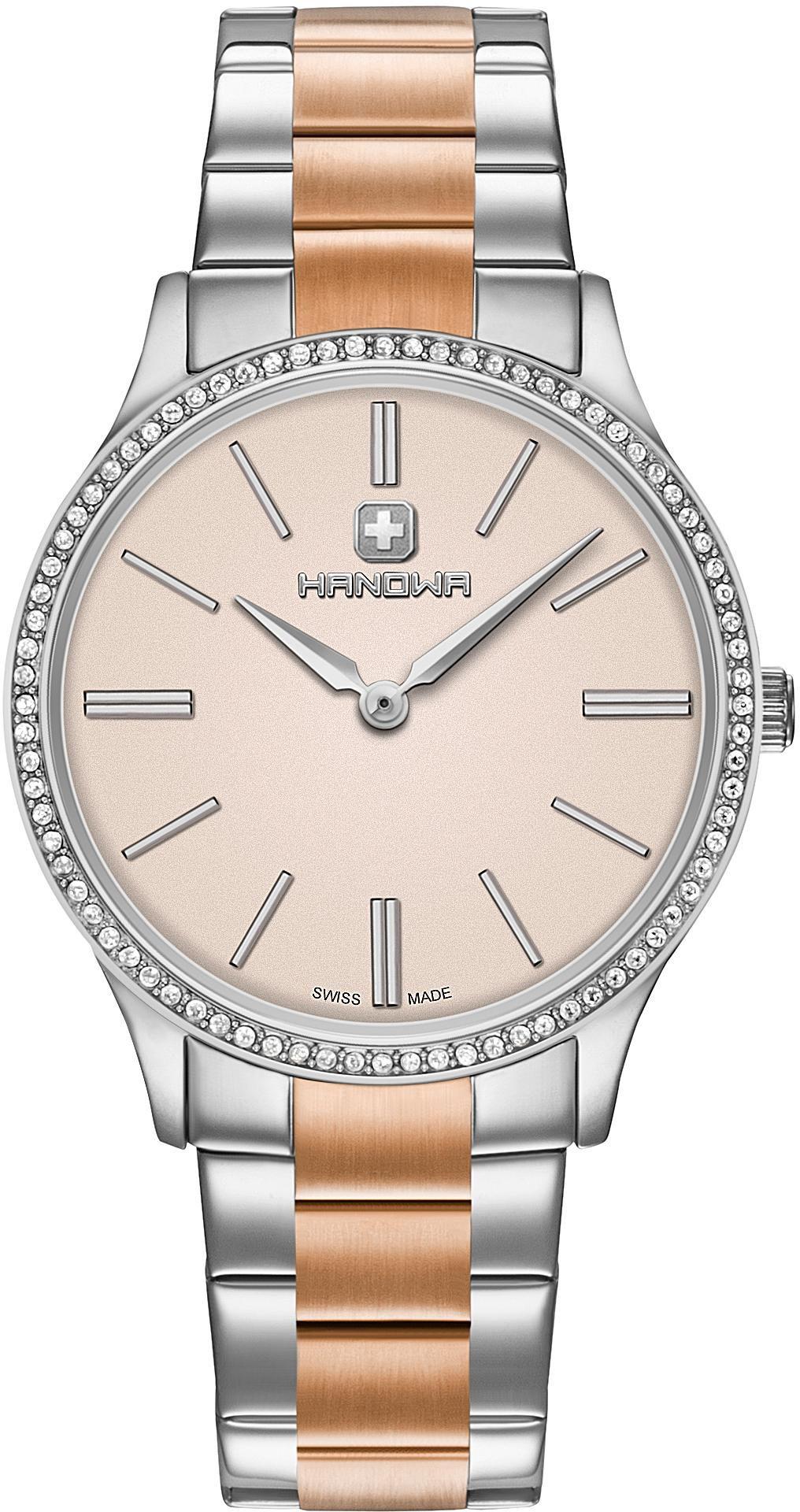 HANOWA Hanowa Schweizer Uhr »LENA, 16-7067.12.002«