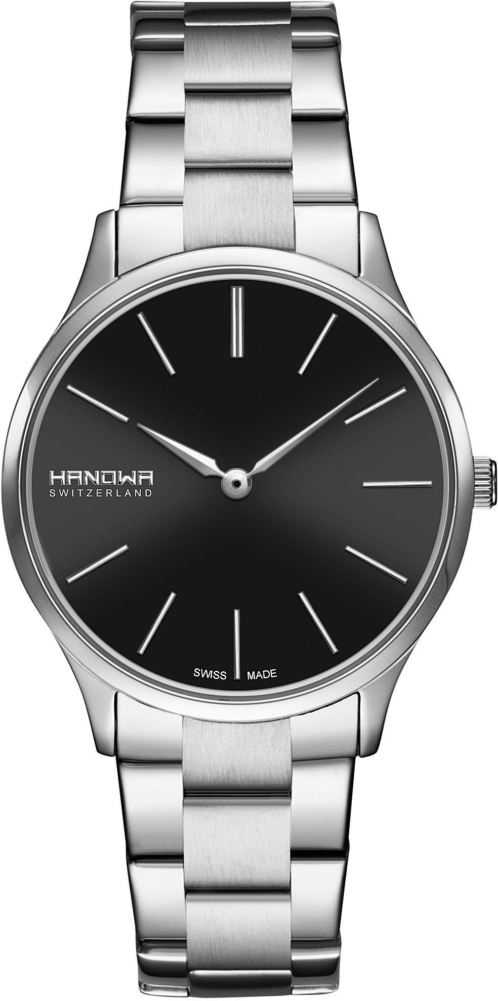 HANOWA Hanowa Schweizer Uhr »PURE, 16-7060.04.007«