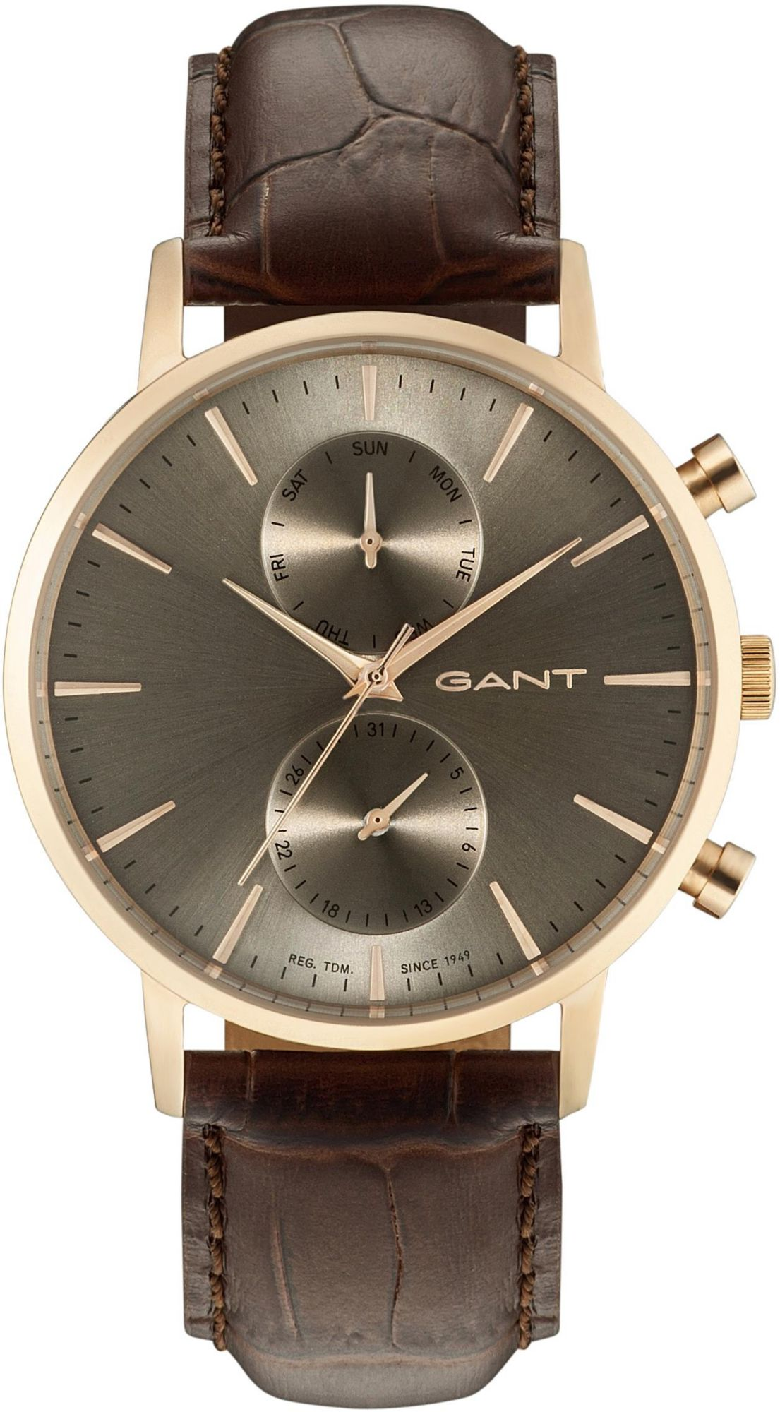 GANT Gant Multifunktionsuhr »PARK HILL DAY-DATE, W11208«