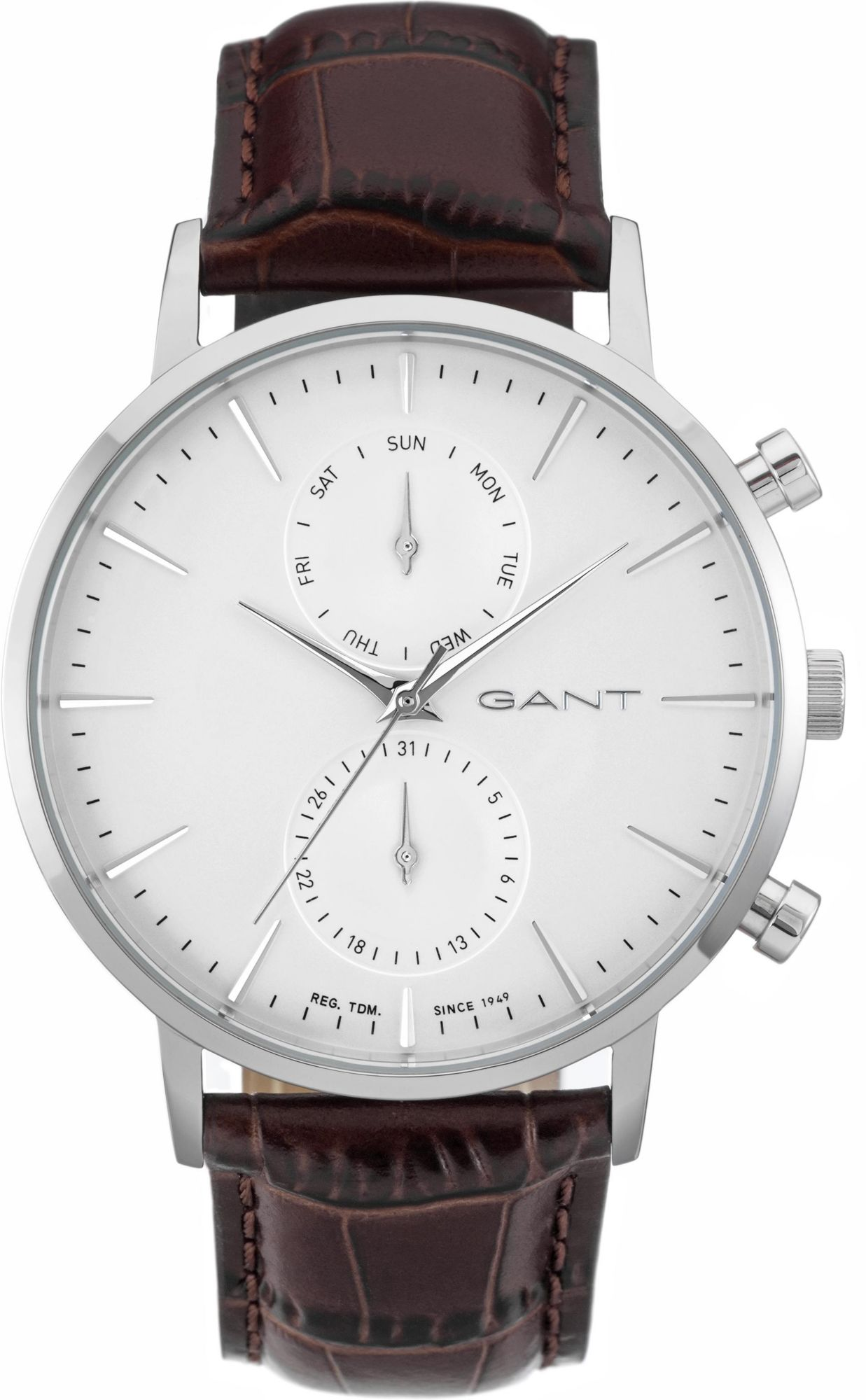 GANT Gant Multifunktionsuhr »PARK HILL DAY-DATE, W11201«