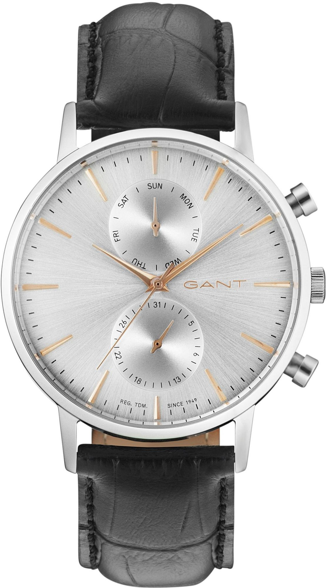 GANT Gant Multifunktionsuhr »PARK HILL DAY-DATE, W11209«