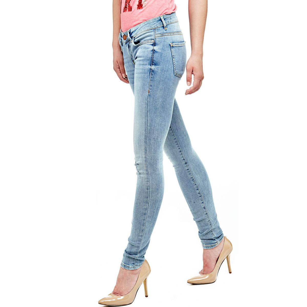 GUESS Guess 5-POCKET-JEGGINGS